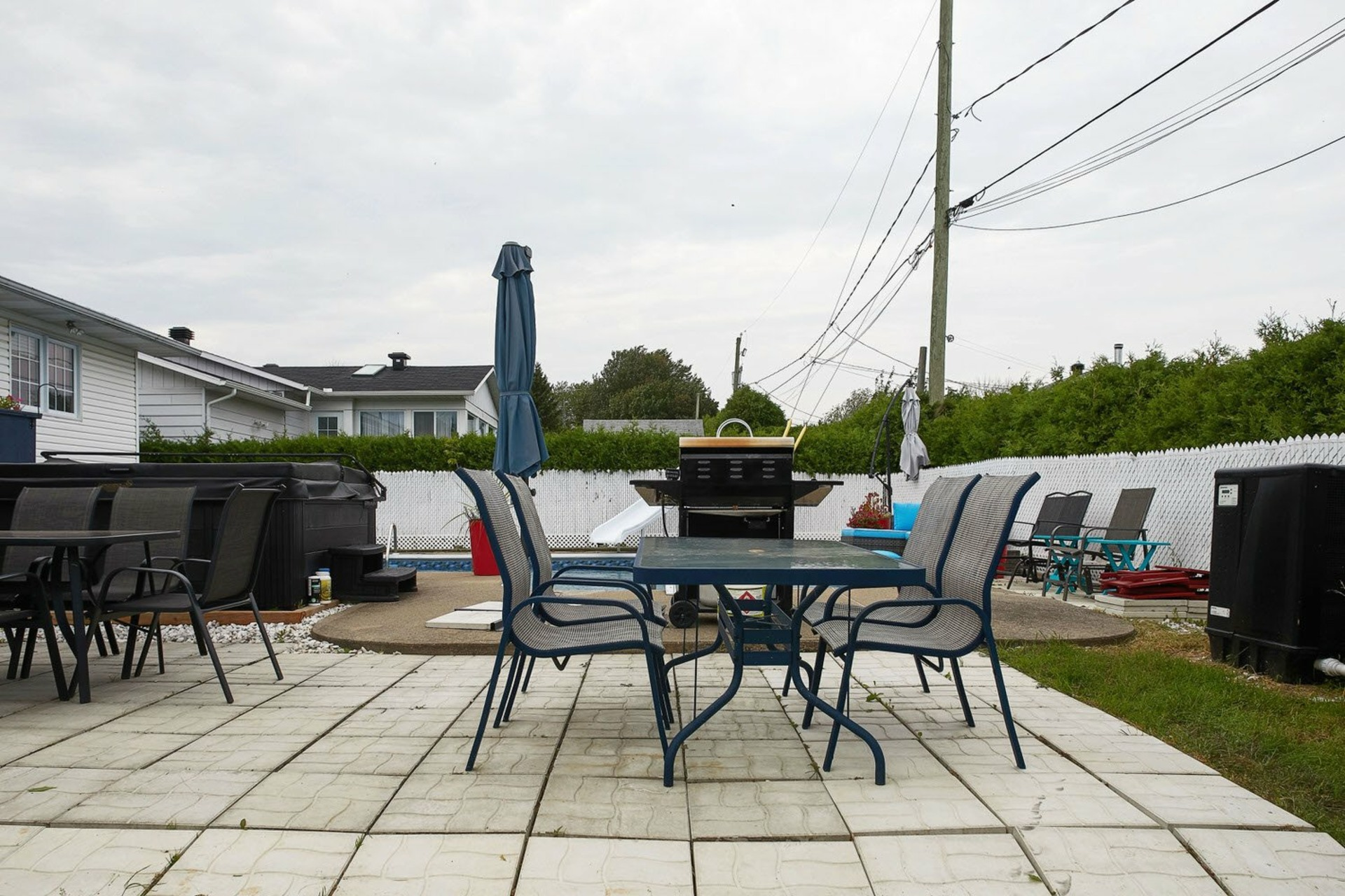 image 23 - House For sale Saint-Jean-sur-Richelieu - 7 rooms