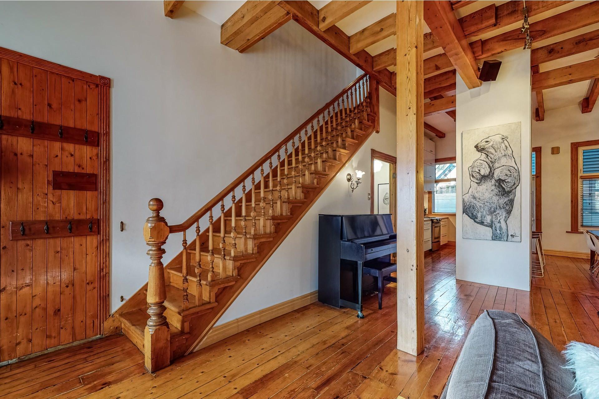 image 3 - House For sale Le Sud-Ouest Montréal  - 10 rooms