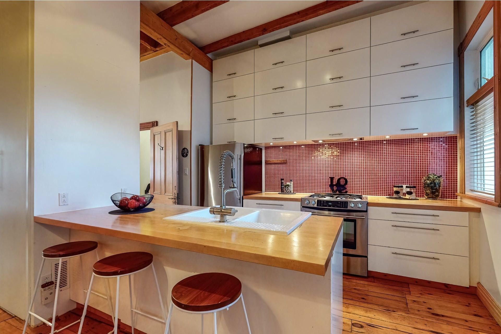 image 8 - House For sale Le Sud-Ouest Montréal  - 10 rooms
