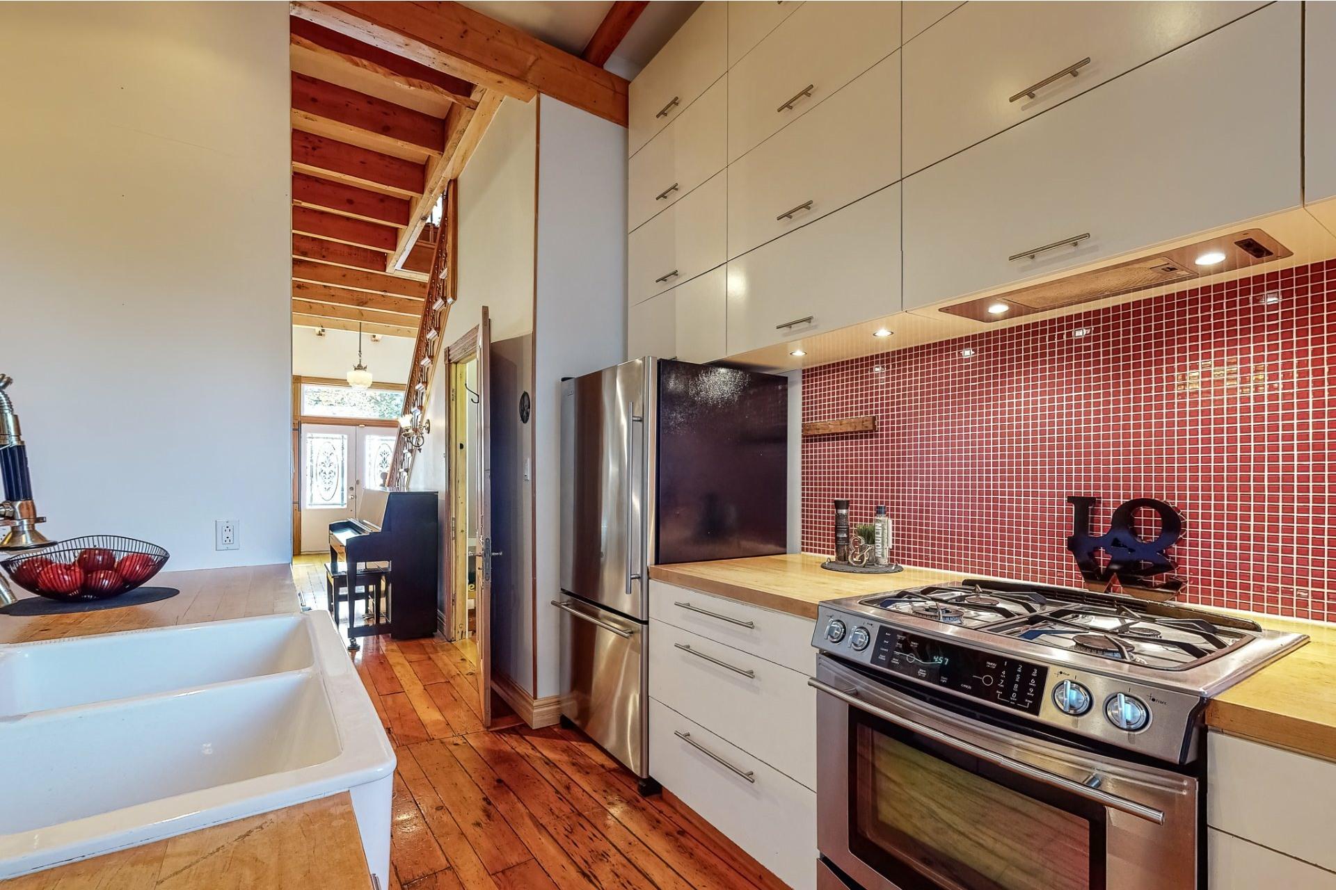 image 10 - House For sale Le Sud-Ouest Montréal  - 10 rooms