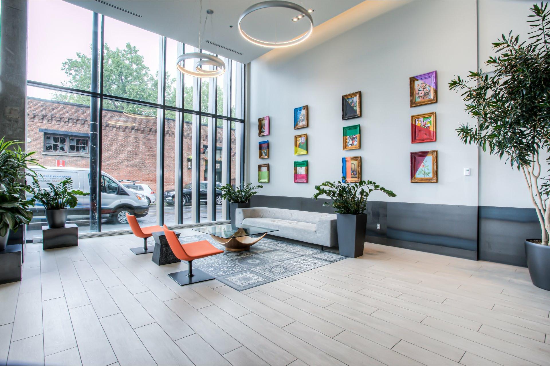 image 11 - Appartement À louer Le Sud-Ouest Montréal  - 11 pièces
