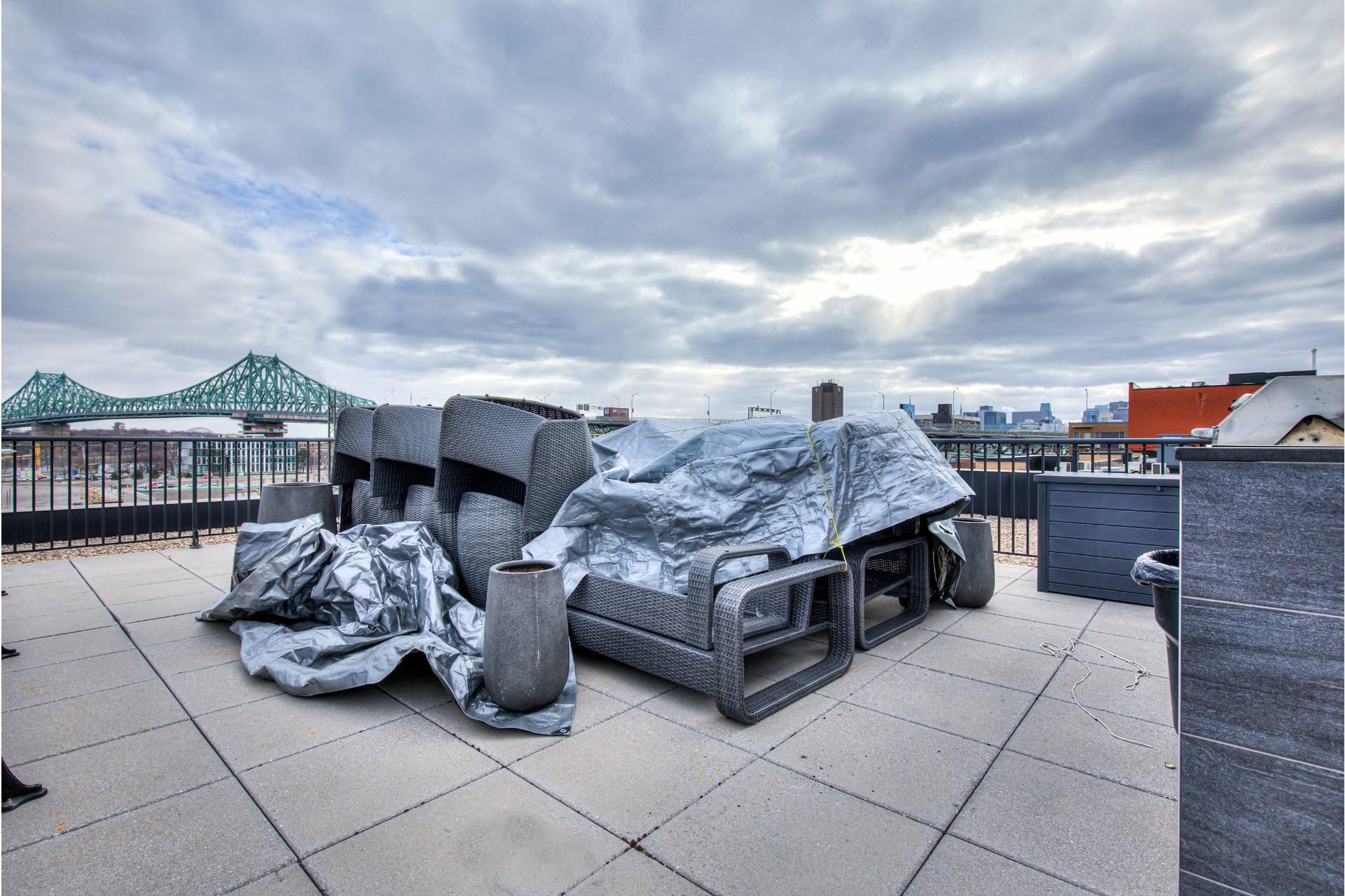 image 29 - Appartement À vendre Ville-Marie Montréal  - 7 pièces