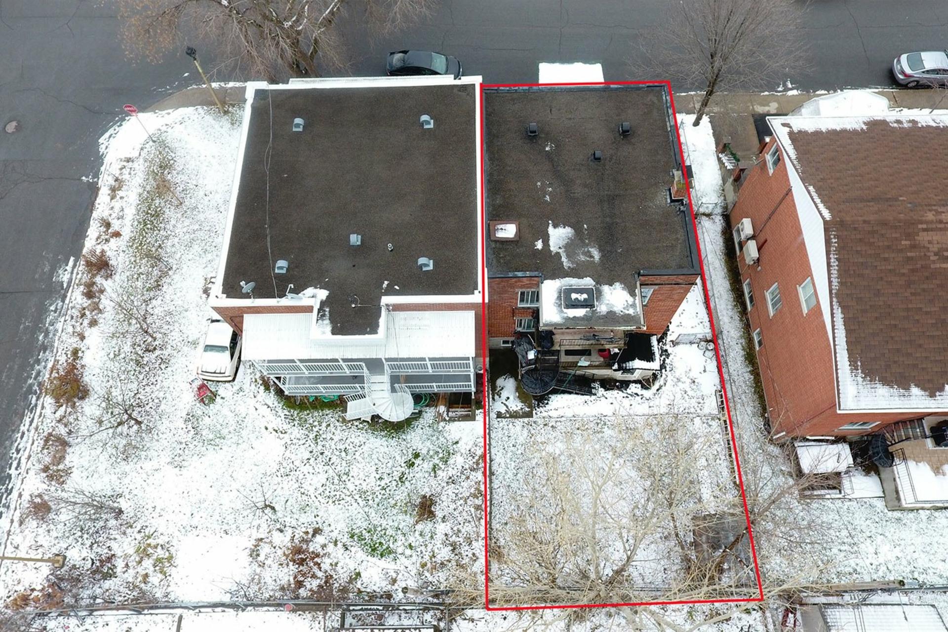 image 39 - Duplex For sale Rivière-des-Prairies/Pointe-aux-Trembles Montréal  - 4 rooms