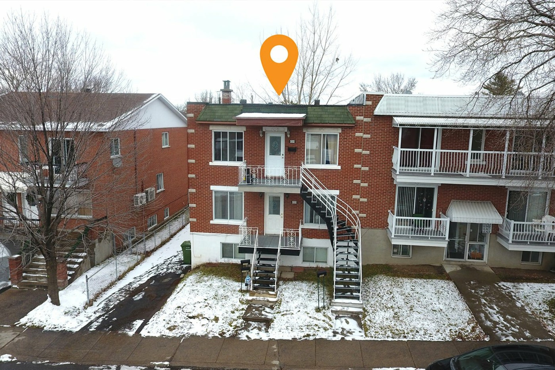 image 47 - Duplex For sale Rivière-des-Prairies/Pointe-aux-Trembles Montréal  - 4 rooms
