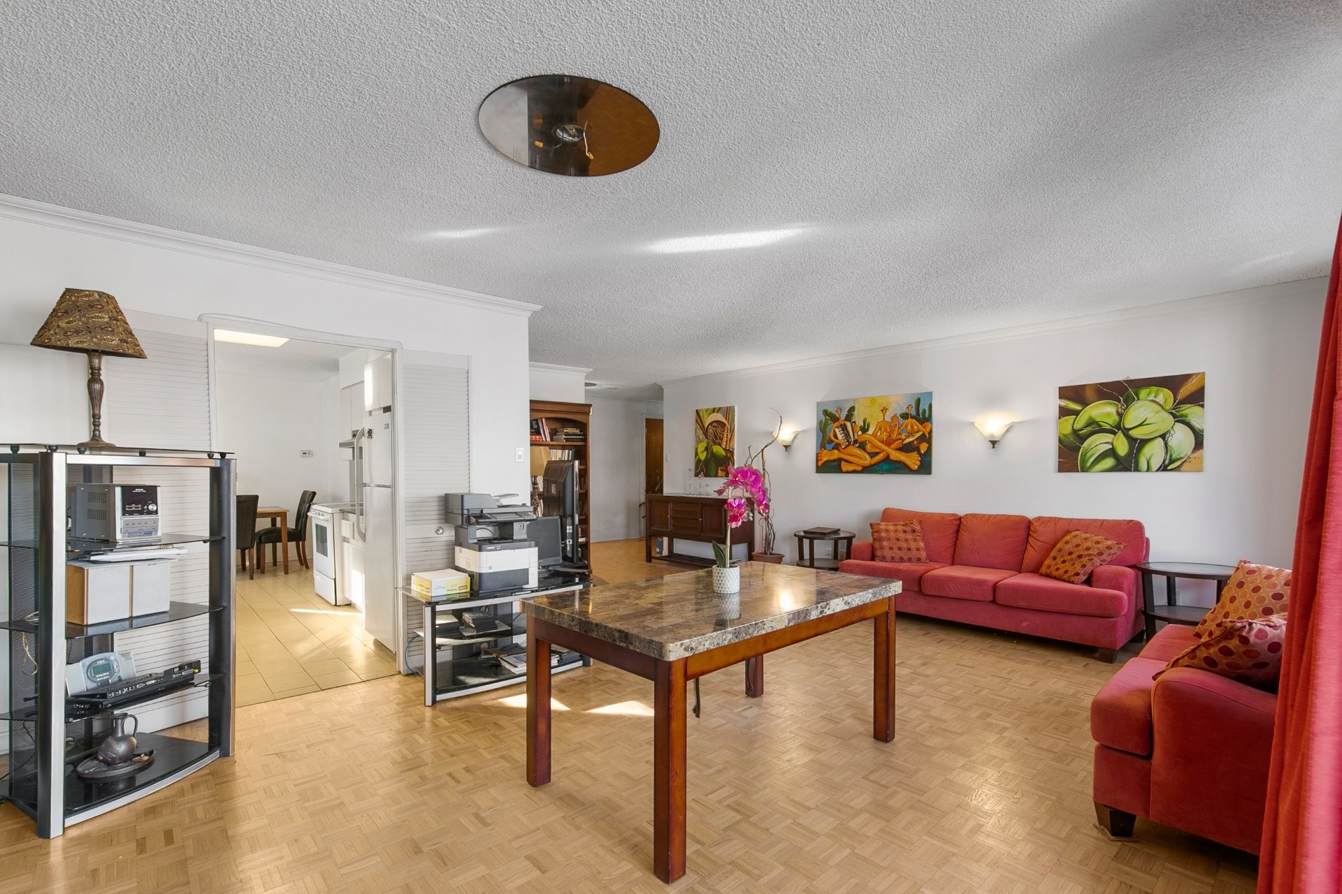 image 3 - Apartment For sale Côte-Saint-Luc - 5 rooms