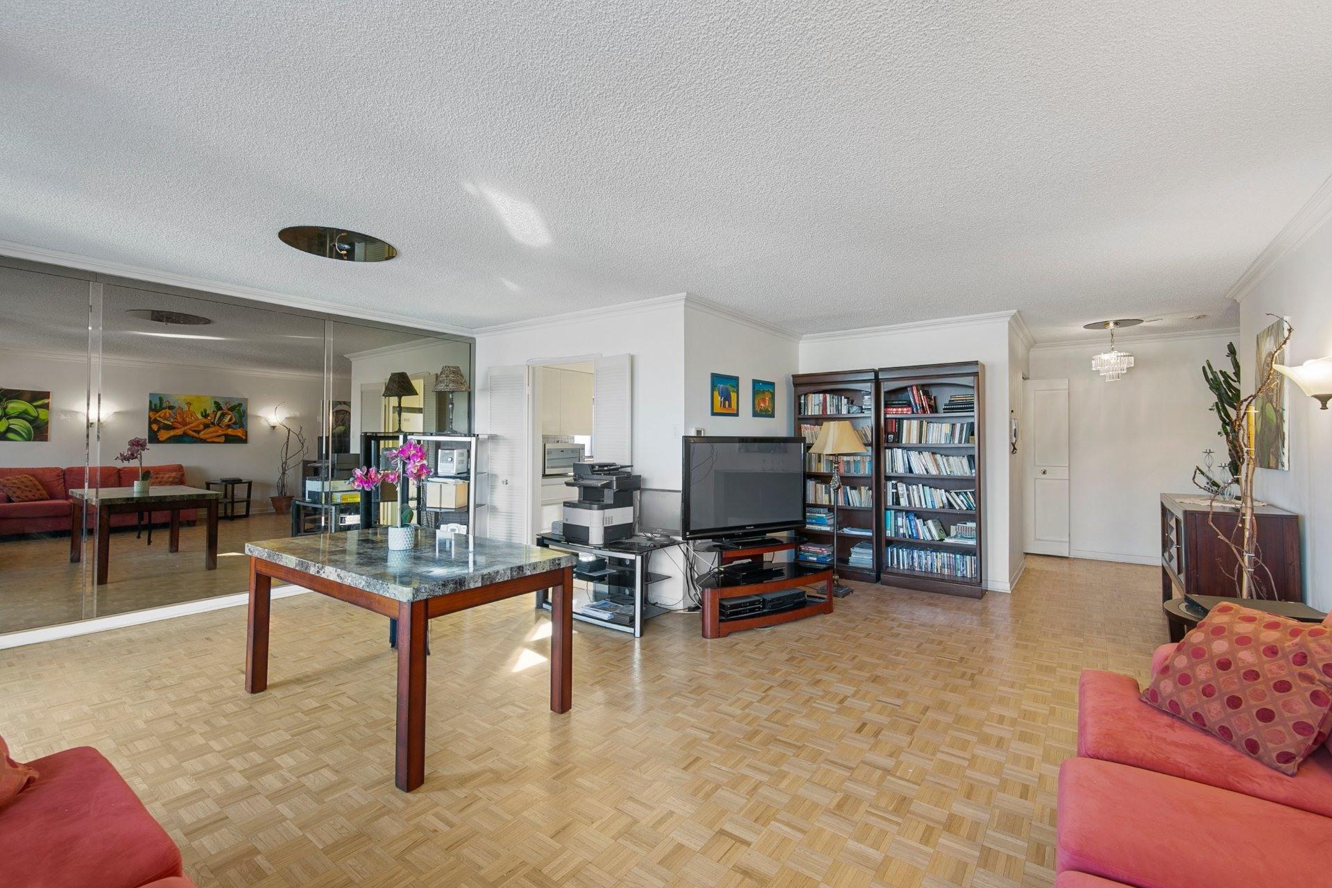 image 2 - Apartment For sale Côte-Saint-Luc - 5 rooms