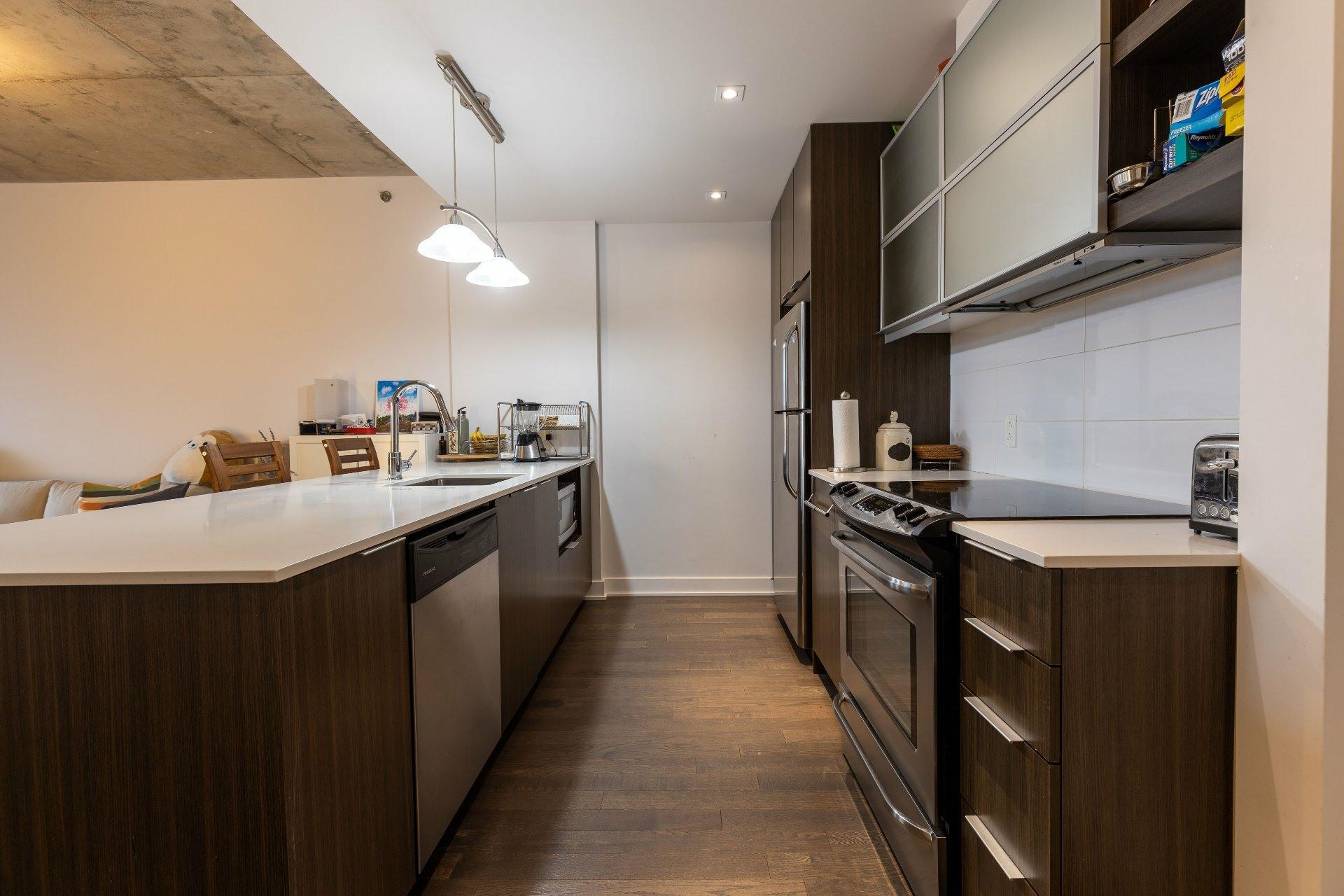 image 5 - Appartement À vendre Côte-des-Neiges/Notre-Dame-de-Grâce Montréal  - 5 pièces