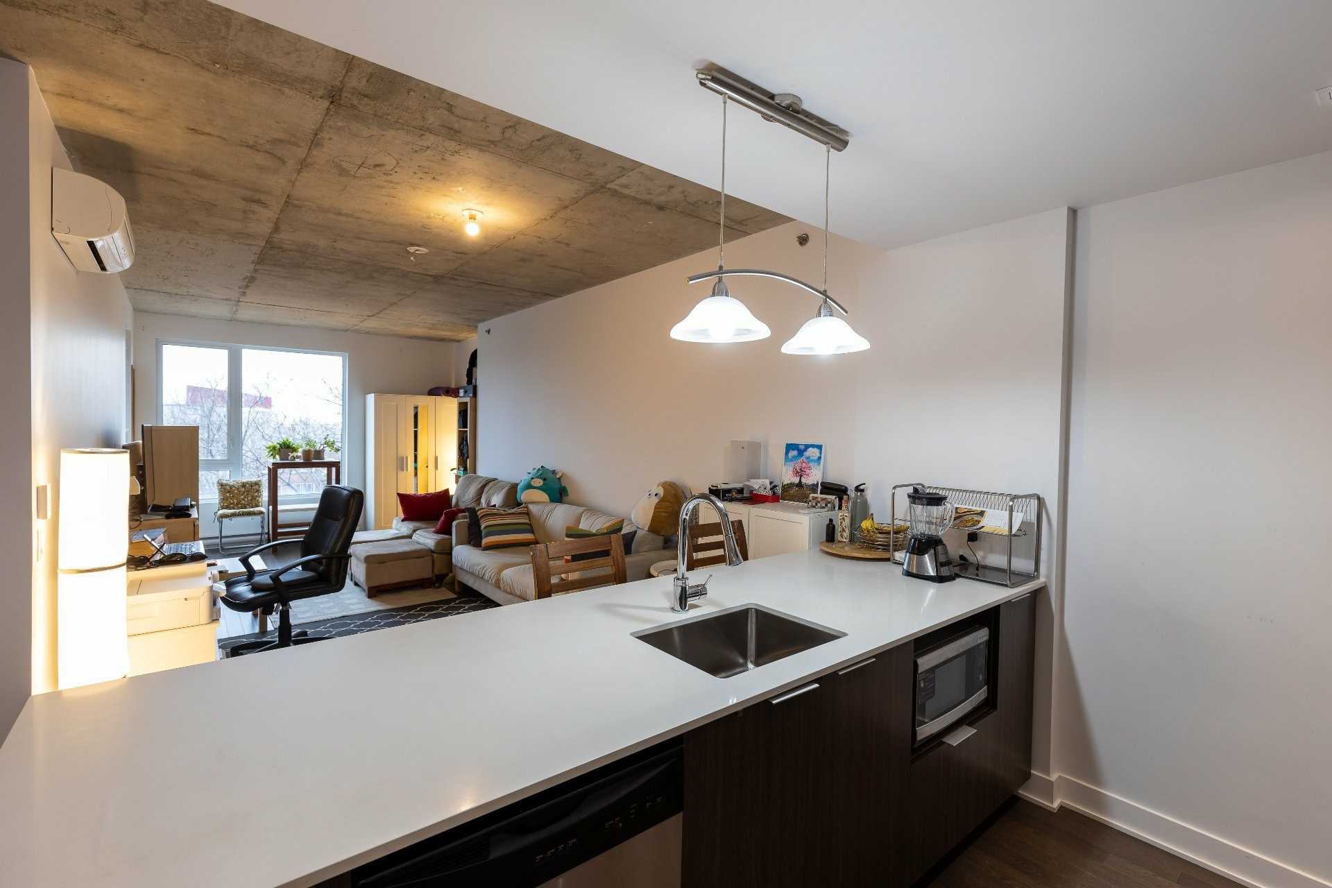 image 2 - Appartement À vendre Côte-des-Neiges/Notre-Dame-de-Grâce Montréal  - 5 pièces