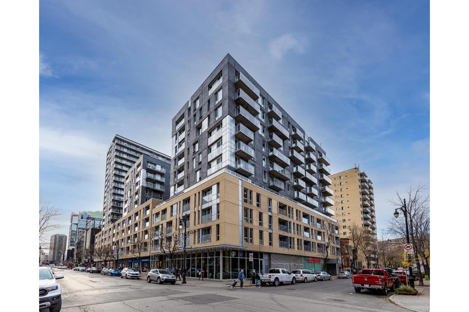 image 0 - Apartment For sale Ville-Marie Montréal  - 2 rooms
