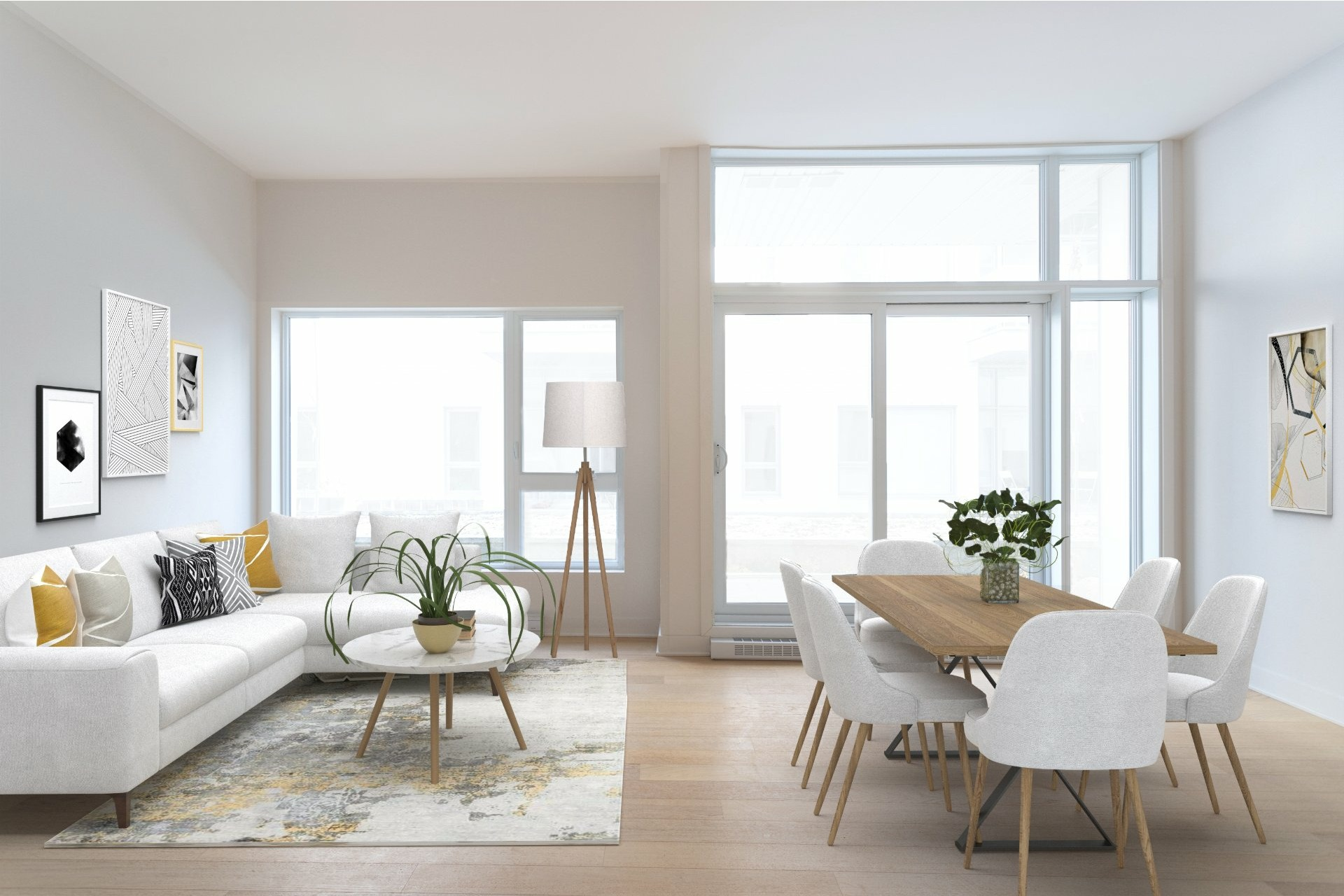 image 0 - Appartement À vendre Rosemont/La Petite-Patrie Montréal  - 5 pièces