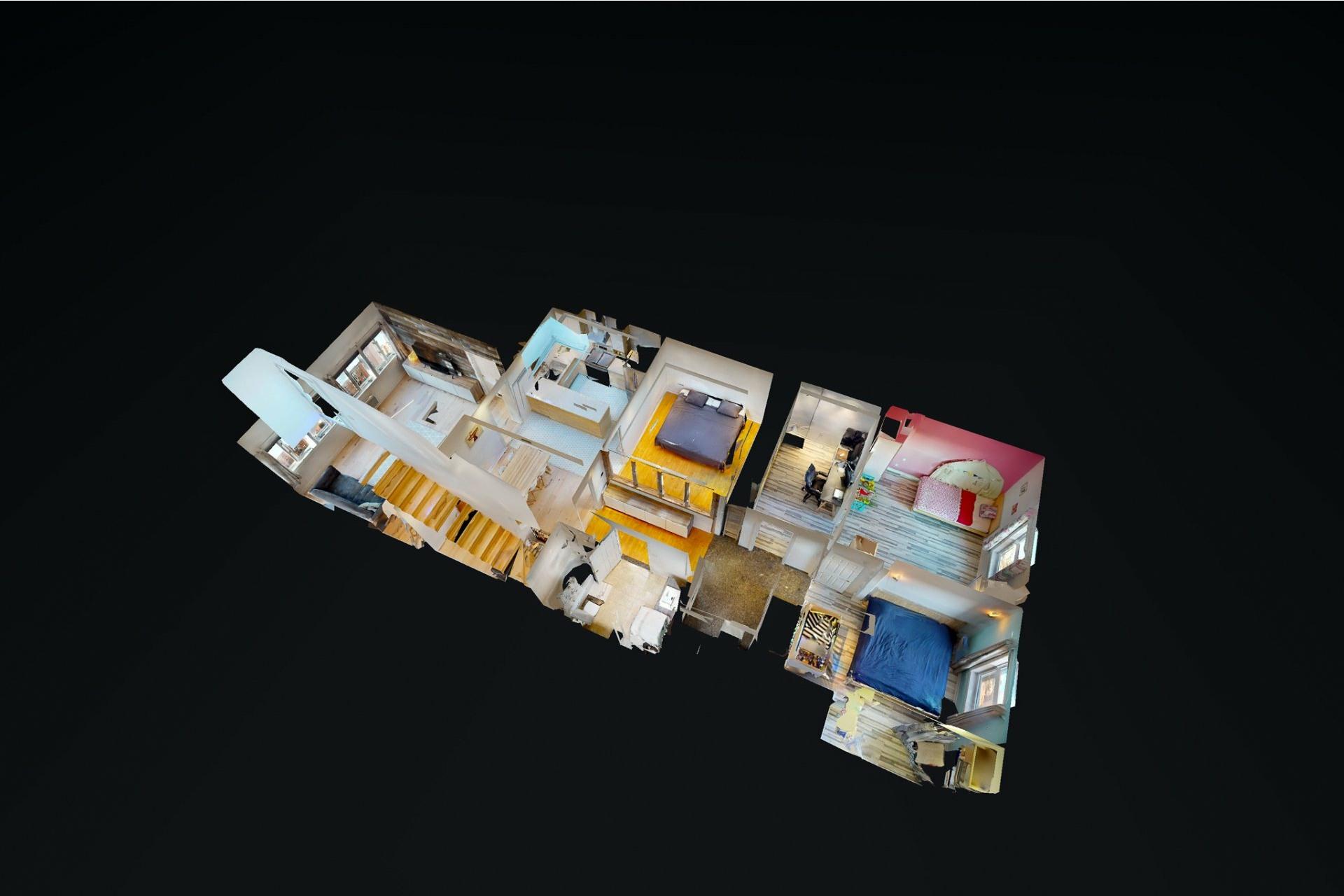 image 23 - Apartment For sale Verdun/Île-des-Soeurs Montréal  - 7 rooms