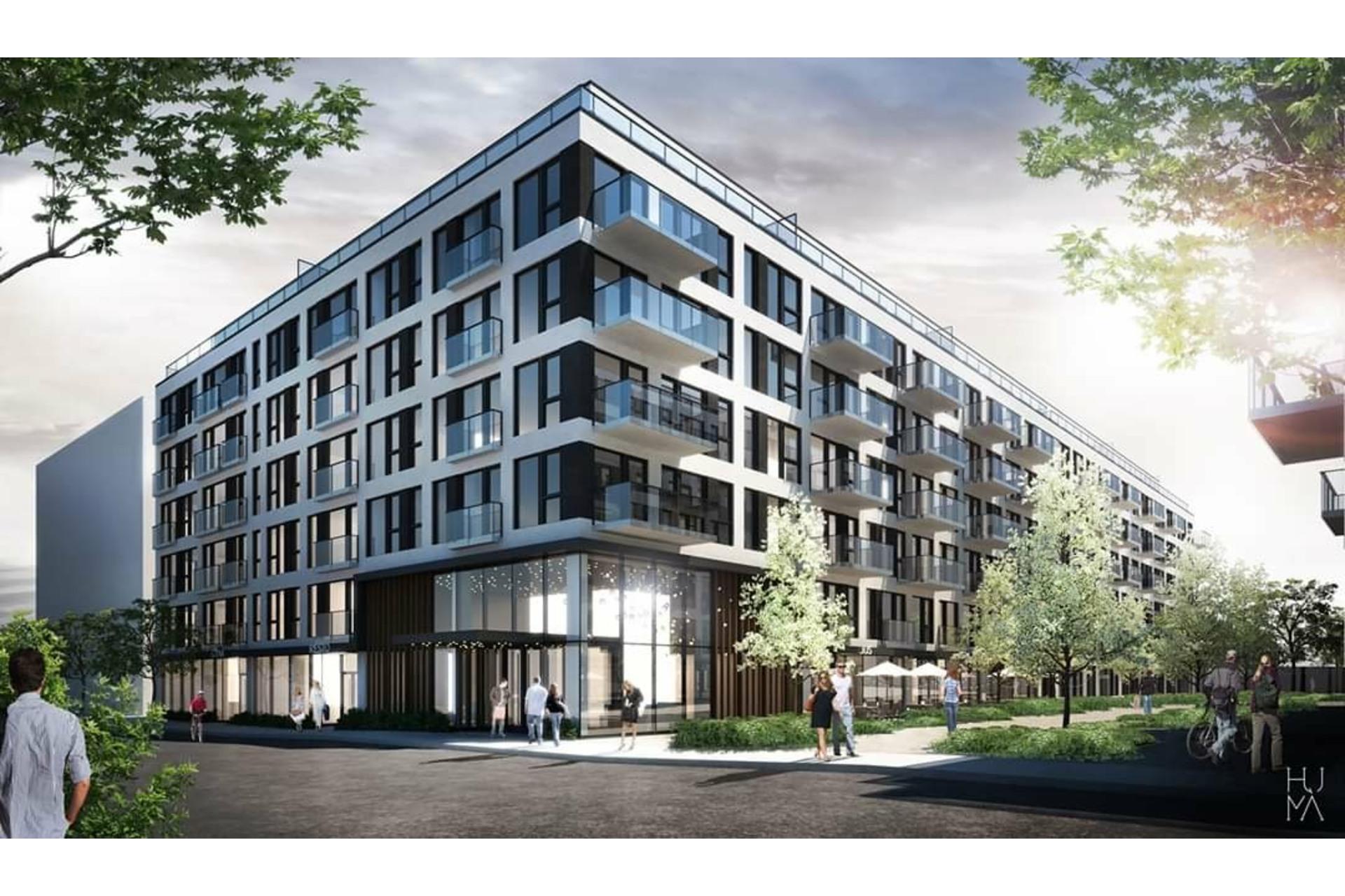 image 1 - Appartement À vendre Le Sud-Ouest Montréal  - 8 pièces
