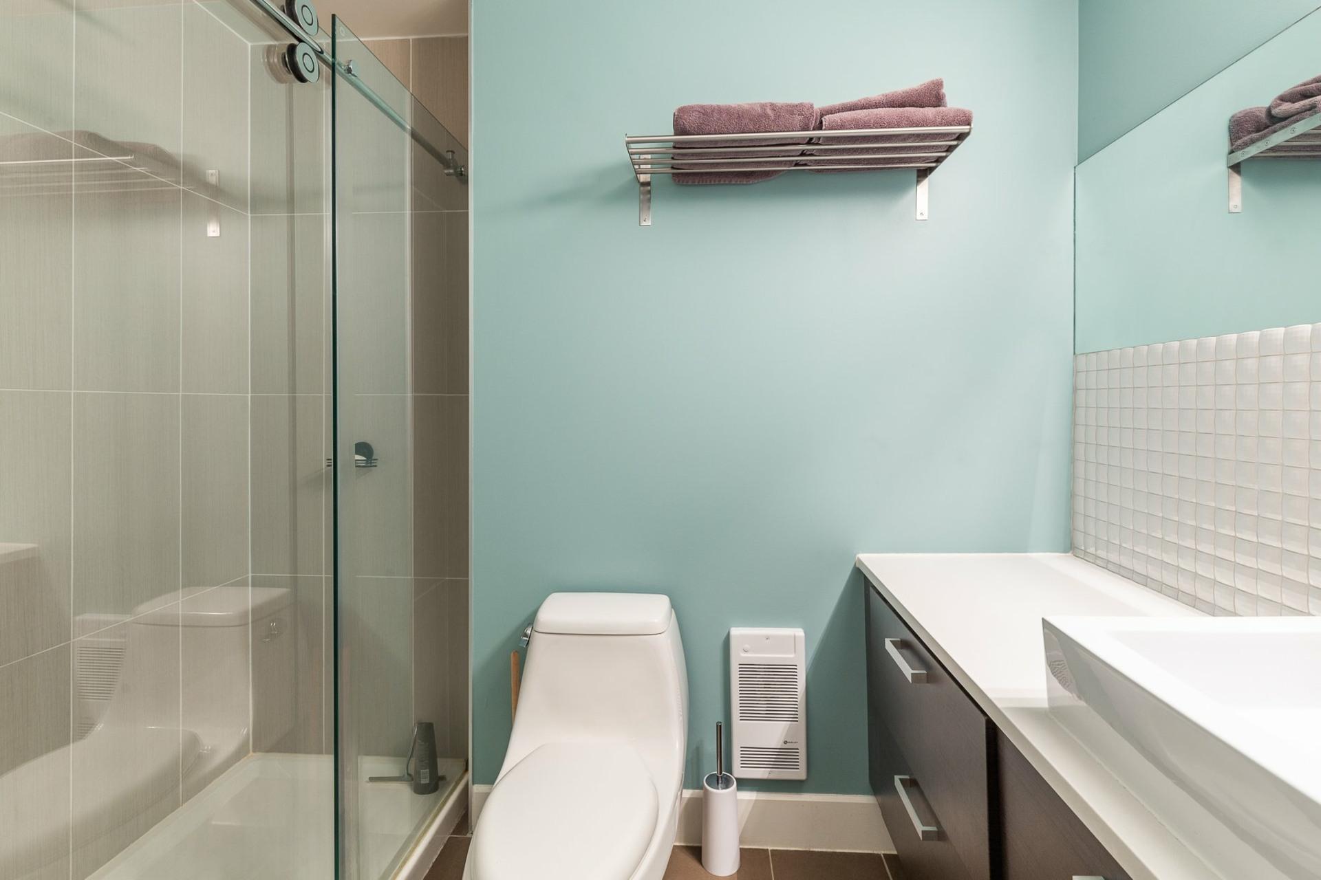 image 15 - Appartement À vendre Villeray/Saint-Michel/Parc-Extension Montréal  - 1 pièce