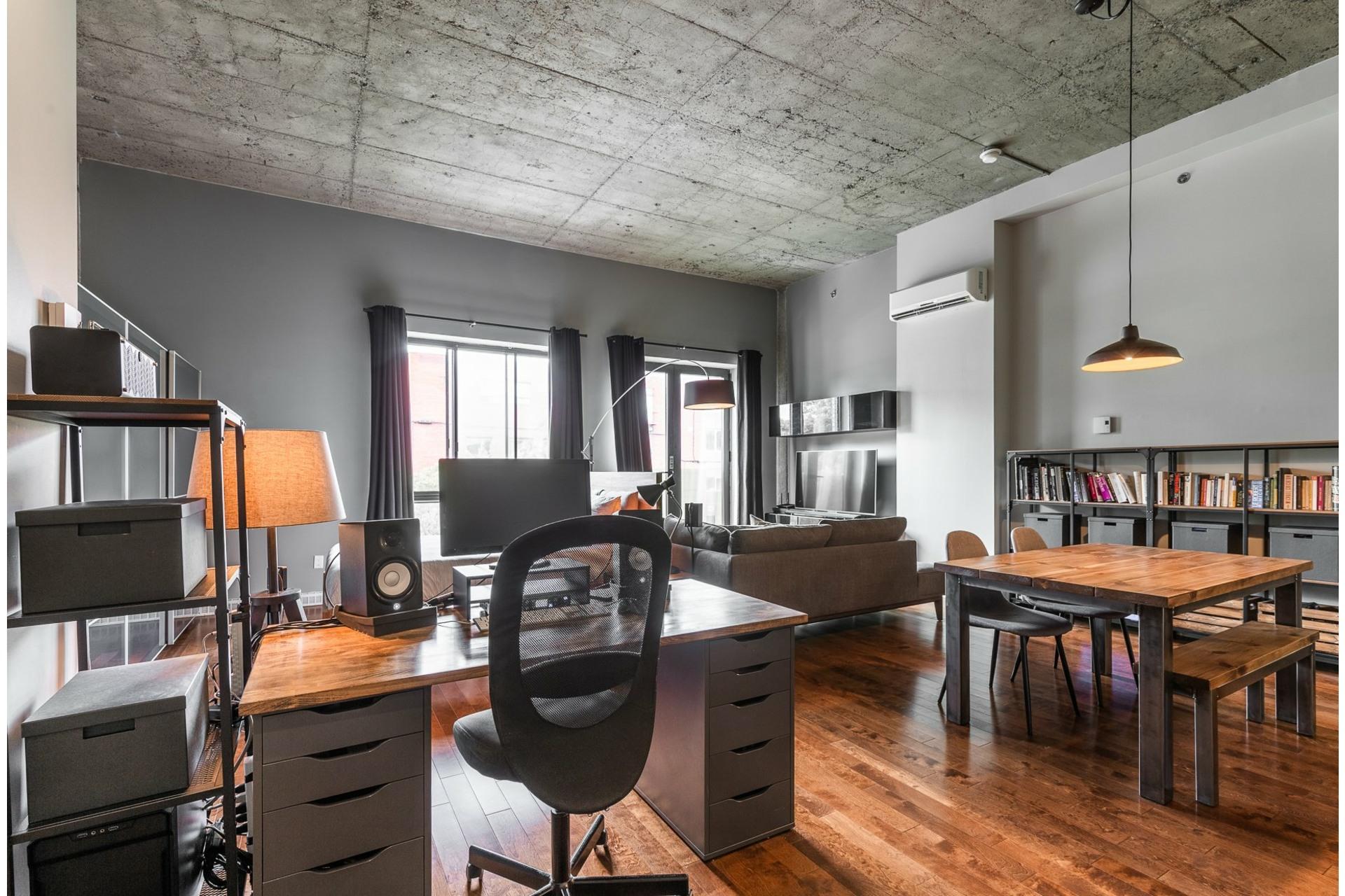 image 13 - Appartement À vendre Villeray/Saint-Michel/Parc-Extension Montréal  - 1 pièce