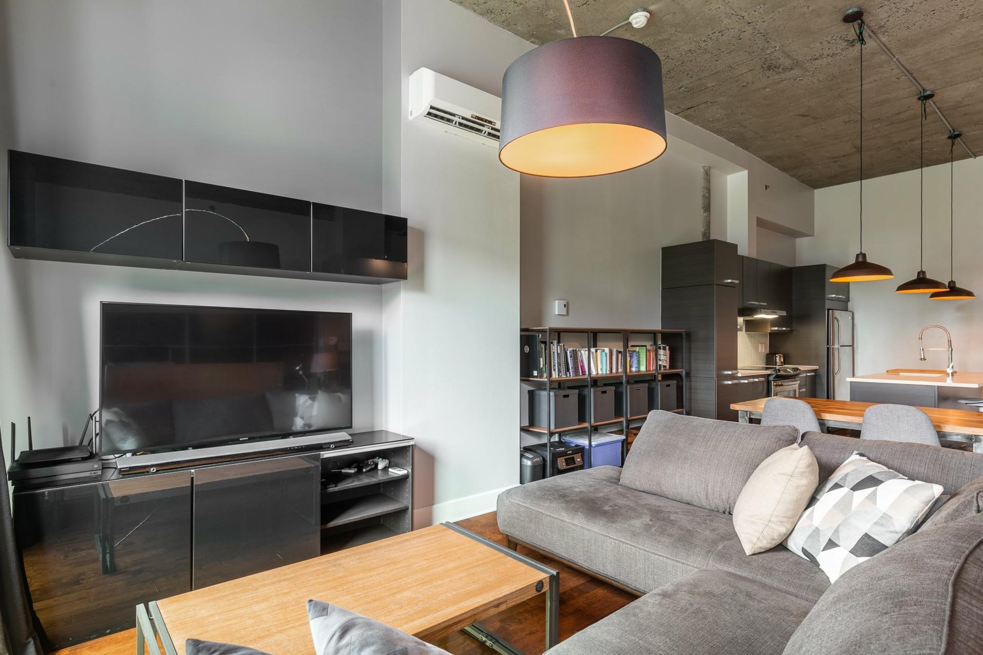 image 12 - Appartement À vendre Villeray/Saint-Michel/Parc-Extension Montréal  - 1 pièce