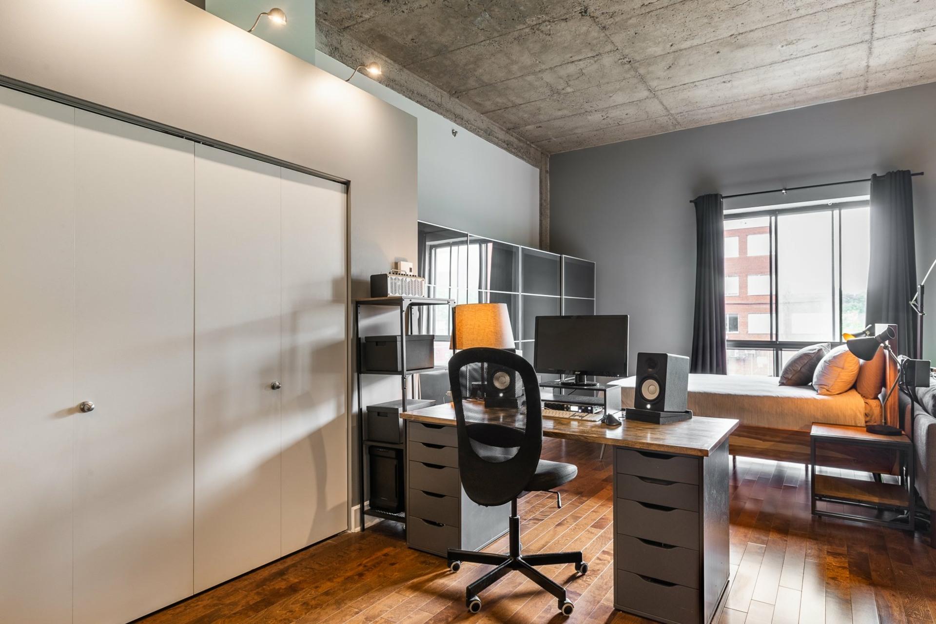image 4 - Appartement À vendre Villeray/Saint-Michel/Parc-Extension Montréal  - 1 pièce