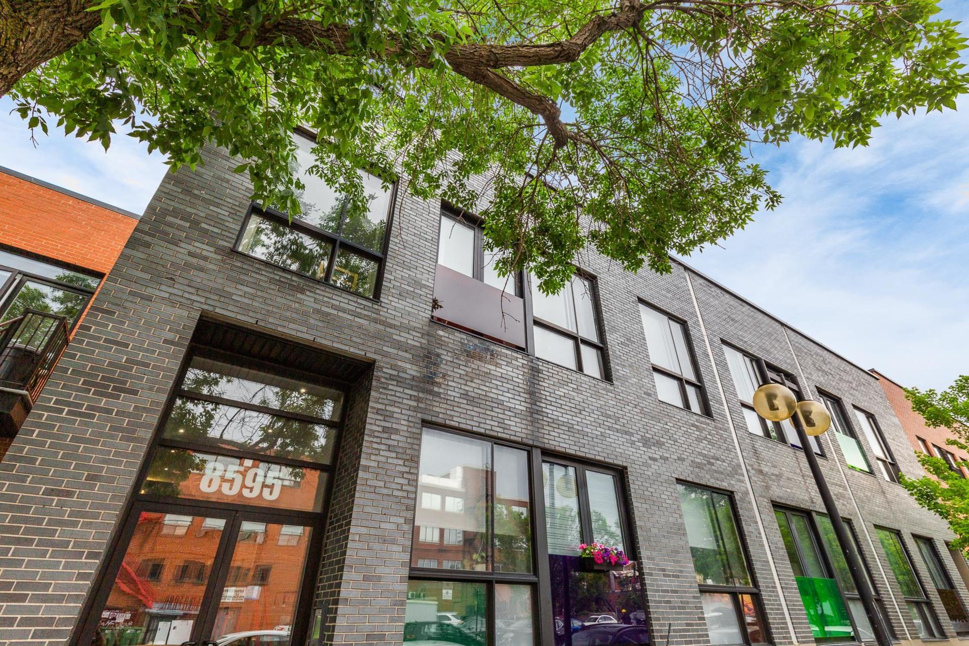 image 0 - Appartement À vendre Villeray/Saint-Michel/Parc-Extension Montréal  - 1 pièce
