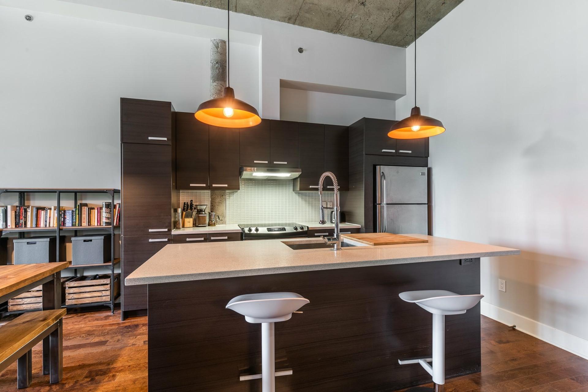 image 5 - Appartement À vendre Villeray/Saint-Michel/Parc-Extension Montréal  - 1 pièce