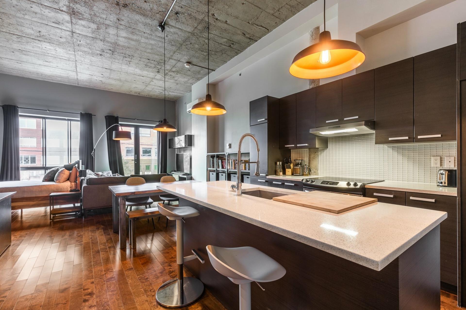 image 3 - Appartement À vendre Villeray/Saint-Michel/Parc-Extension Montréal  - 1 pièce