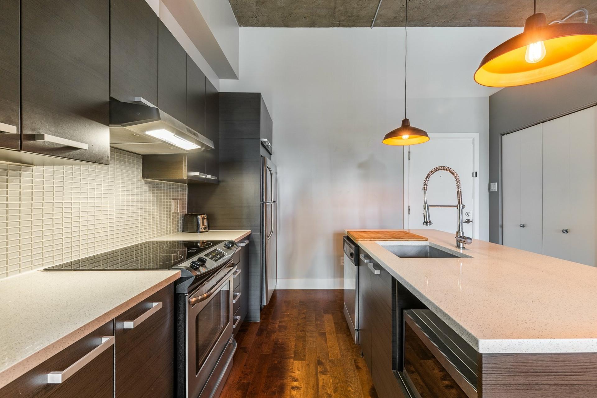 image 6 - Appartement À vendre Villeray/Saint-Michel/Parc-Extension Montréal  - 1 pièce