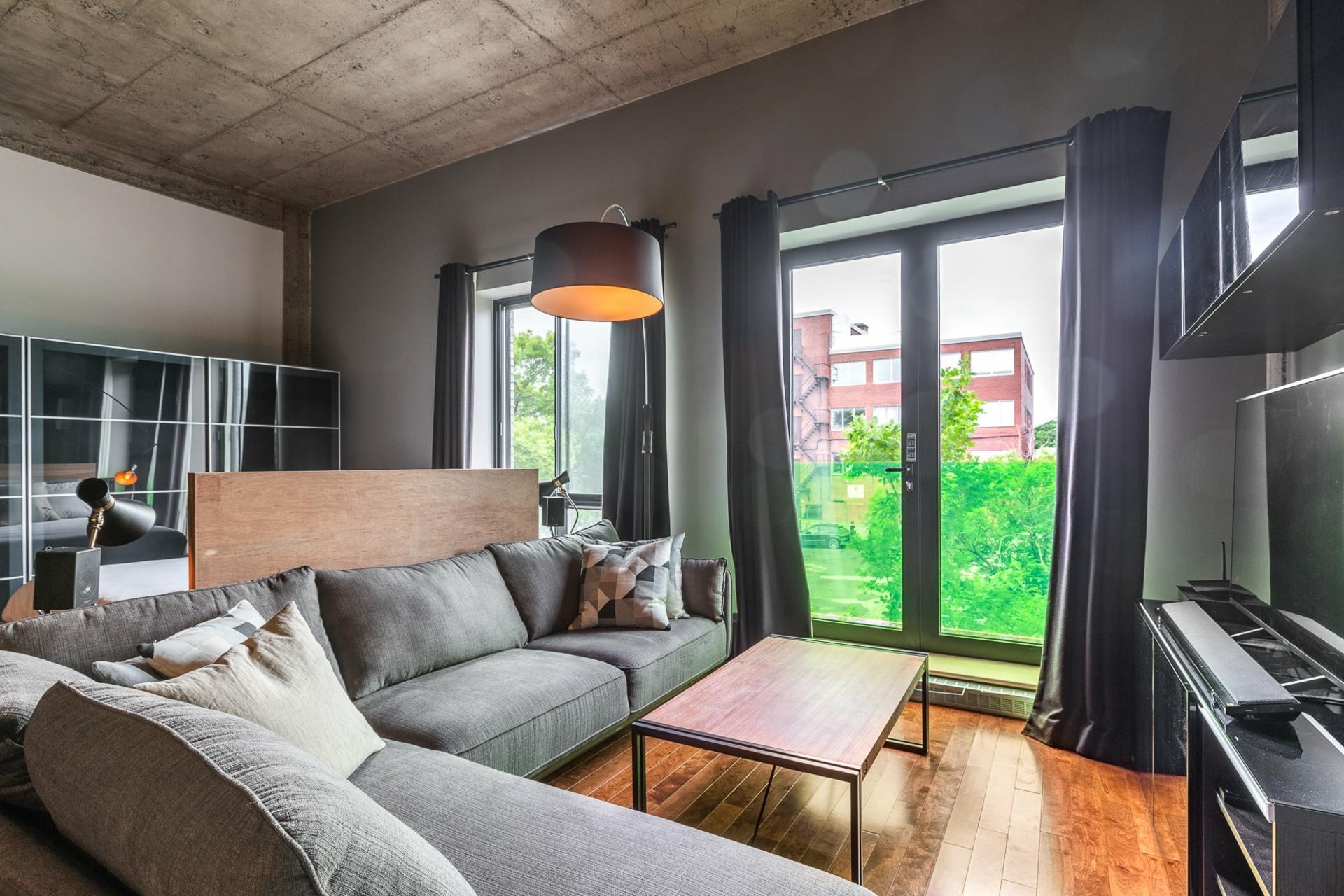 image 10 - Appartement À vendre Villeray/Saint-Michel/Parc-Extension Montréal  - 1 pièce