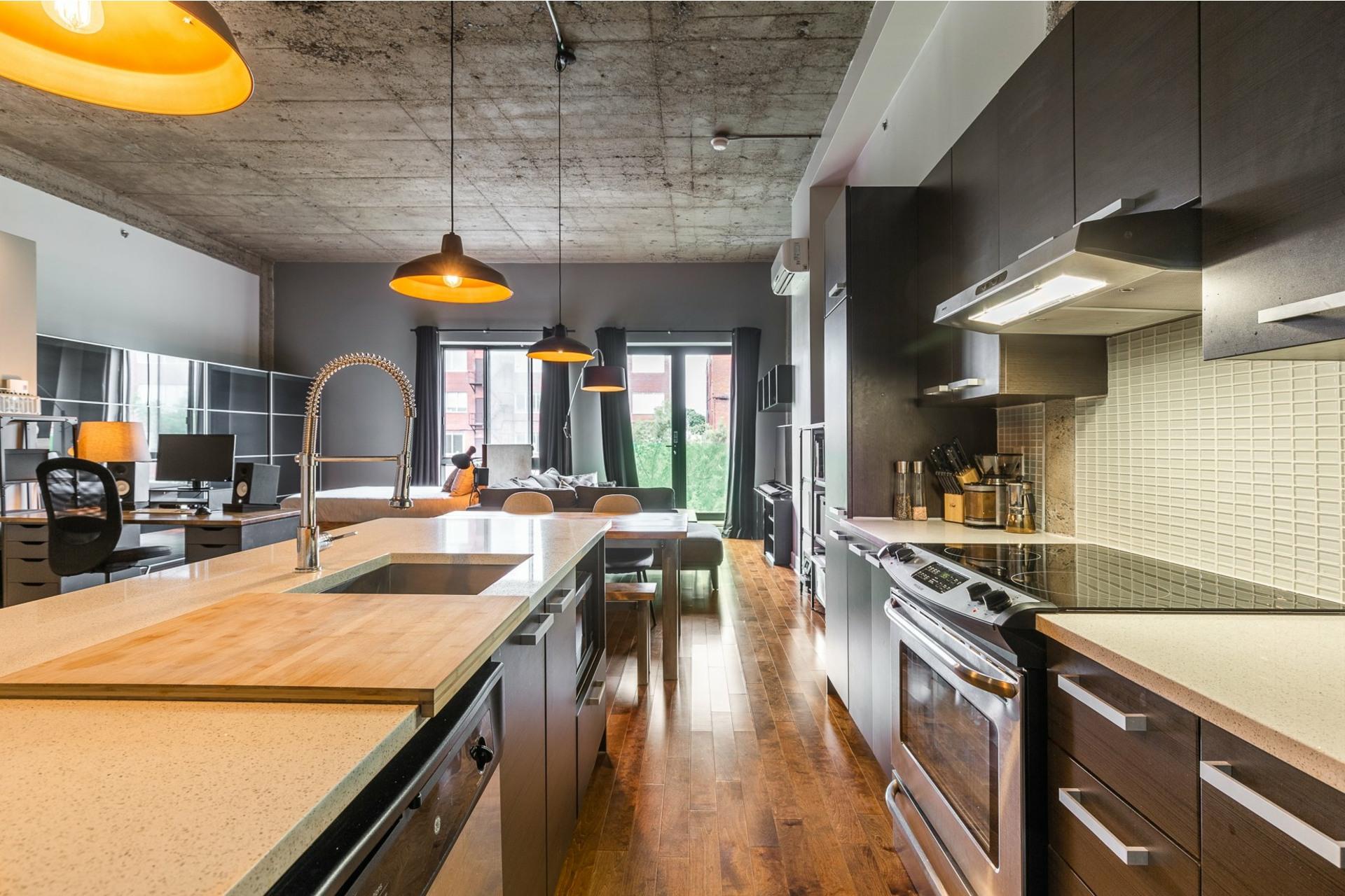 image 8 - Appartement À vendre Villeray/Saint-Michel/Parc-Extension Montréal  - 1 pièce