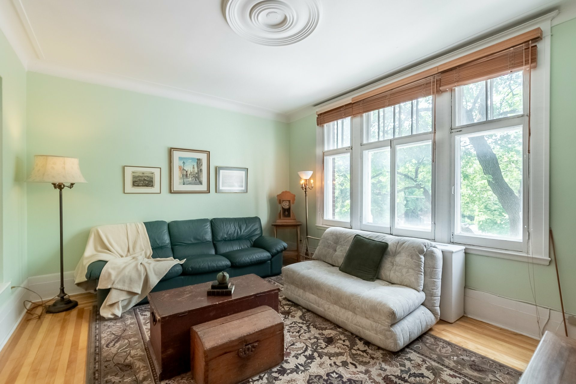 image 3 - Appartement À vendre Outremont Montréal  - 9 pièces