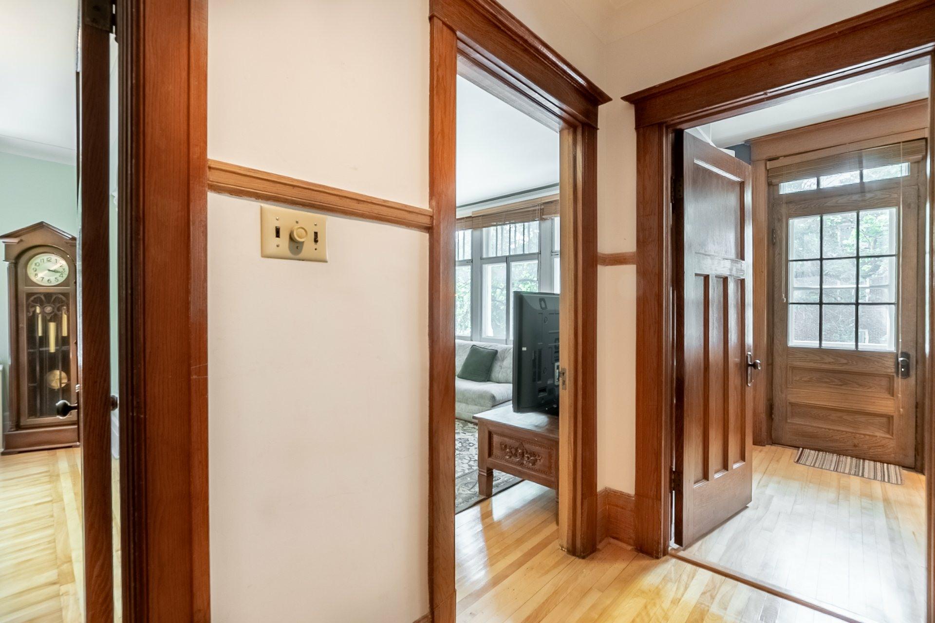 image 2 - Appartement À vendre Outremont Montréal  - 9 pièces