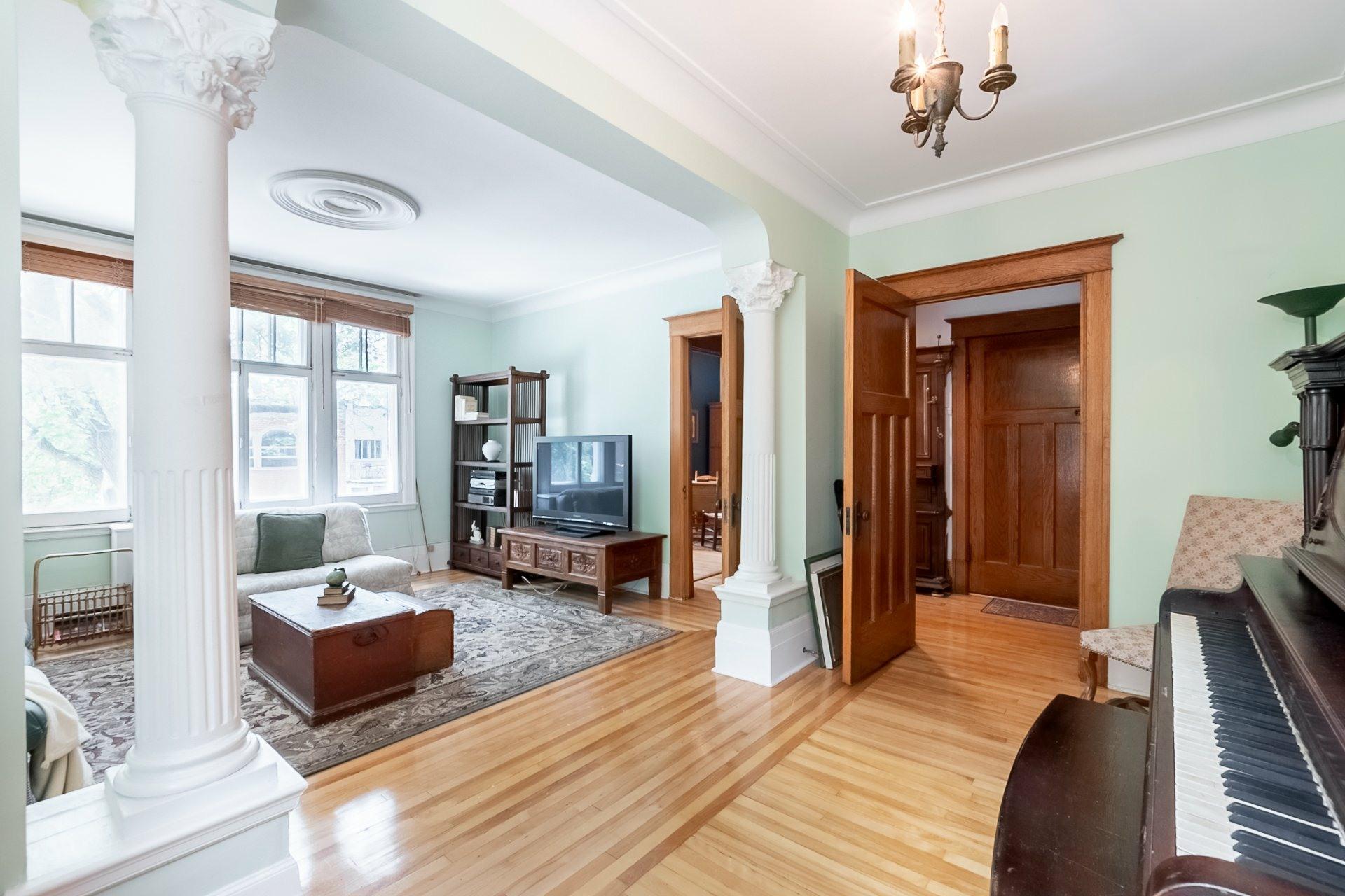 image 1 - Appartement À vendre Outremont Montréal  - 9 pièces