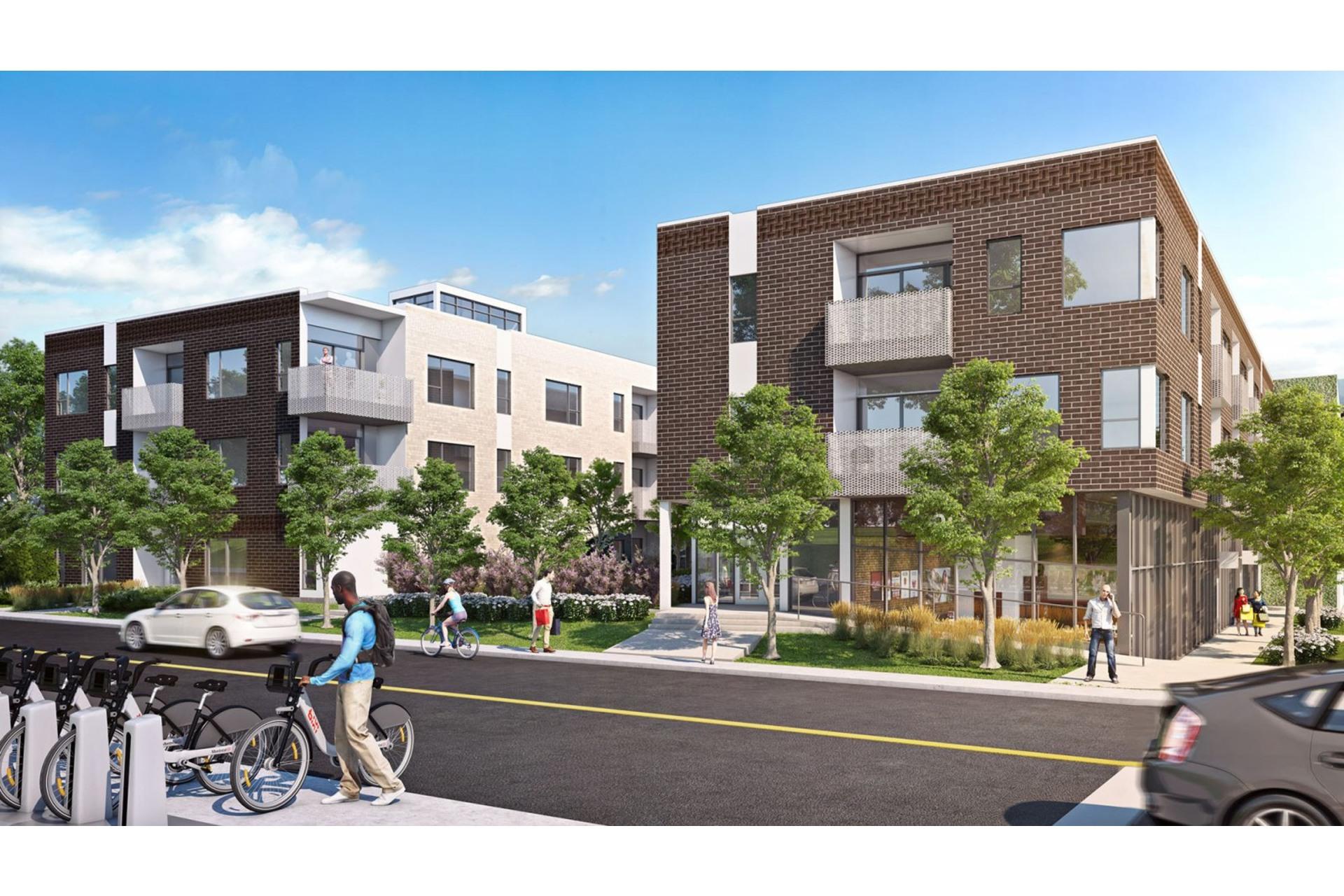 image 0 - 公寓 出售 Rosemont/La Petite-Patrie Montréal  - 5 室