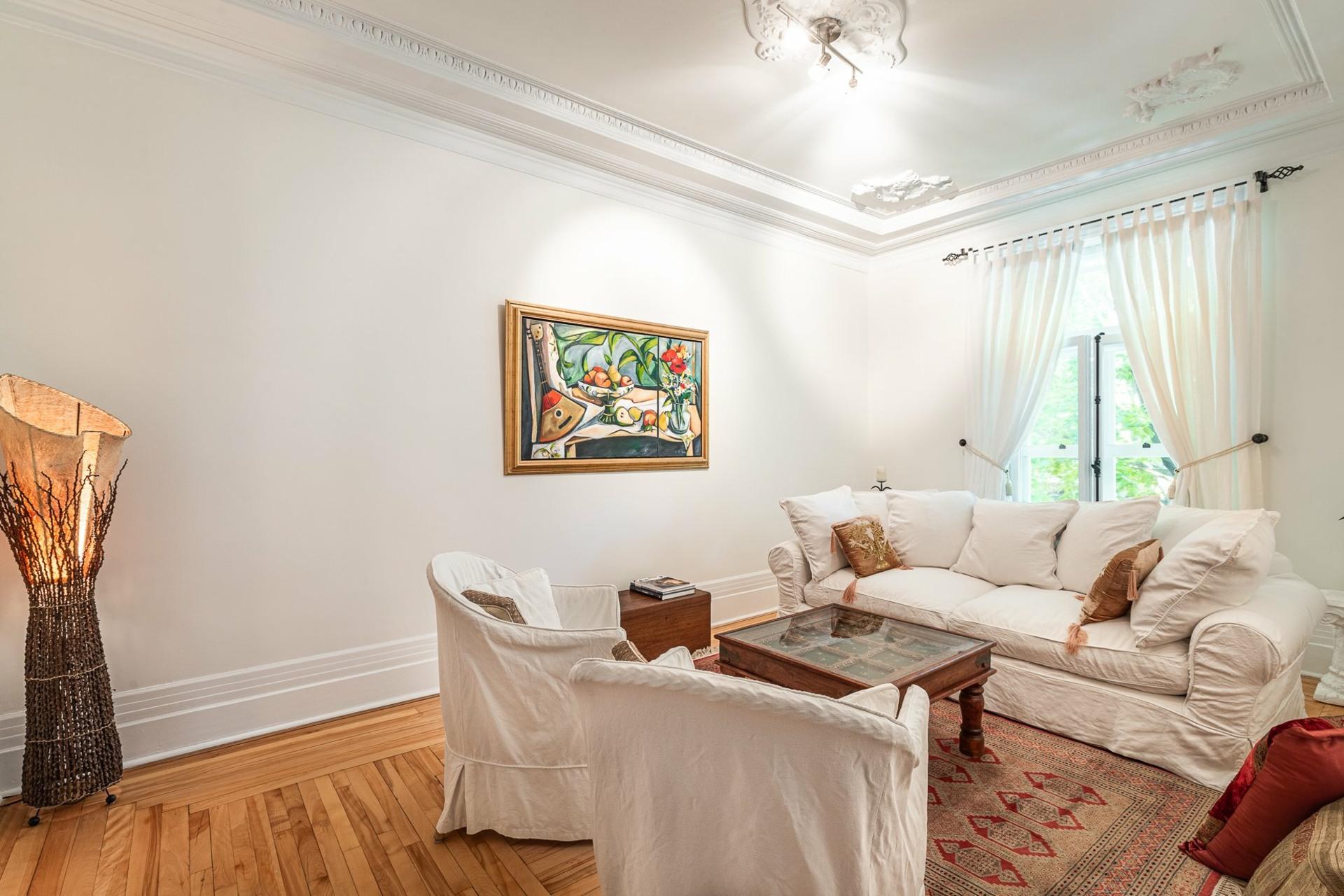 image 2 - Apartment For sale Le Plateau-Mont-Royal Montréal  - 8 rooms