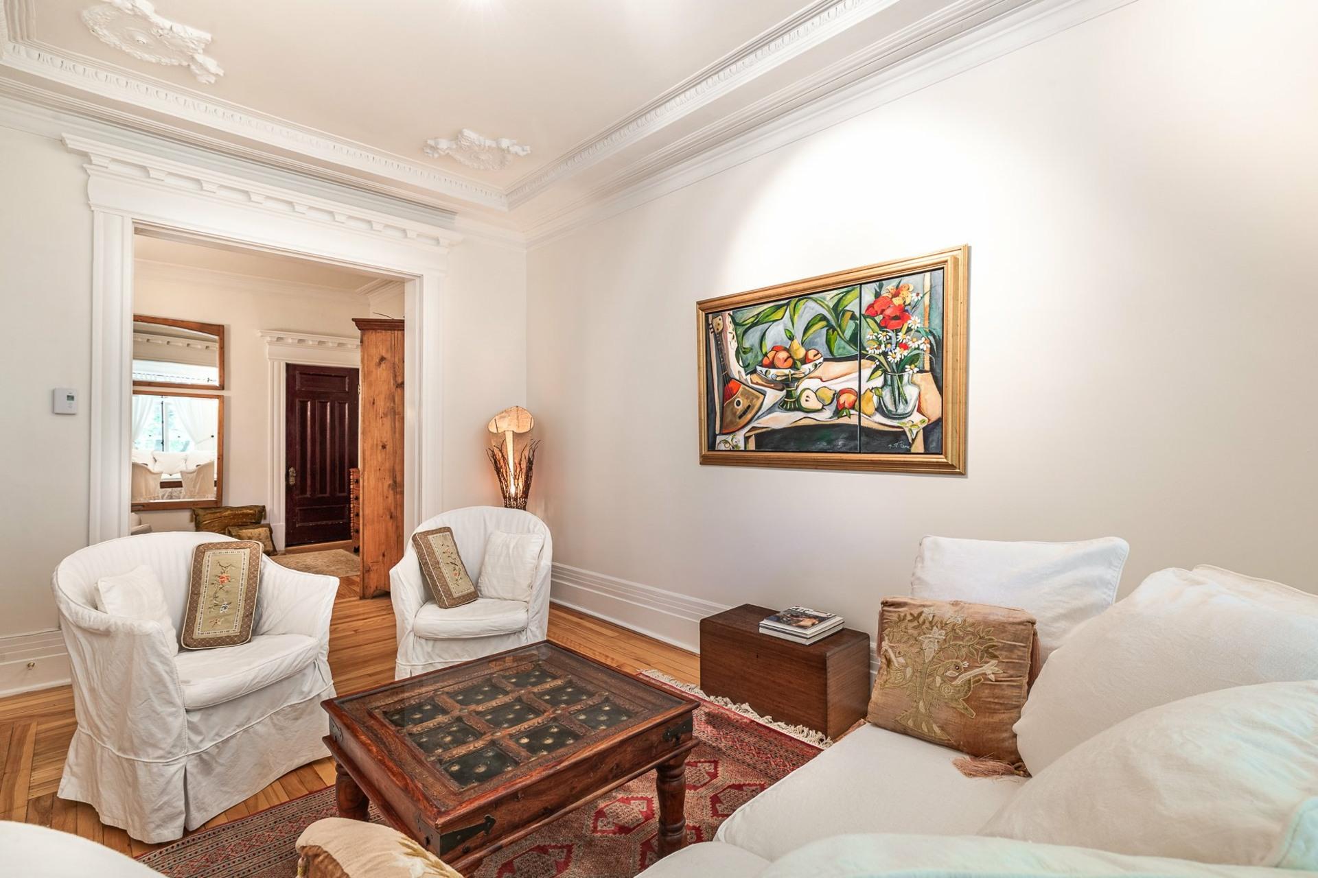 image 3 - Apartment For sale Le Plateau-Mont-Royal Montréal  - 8 rooms