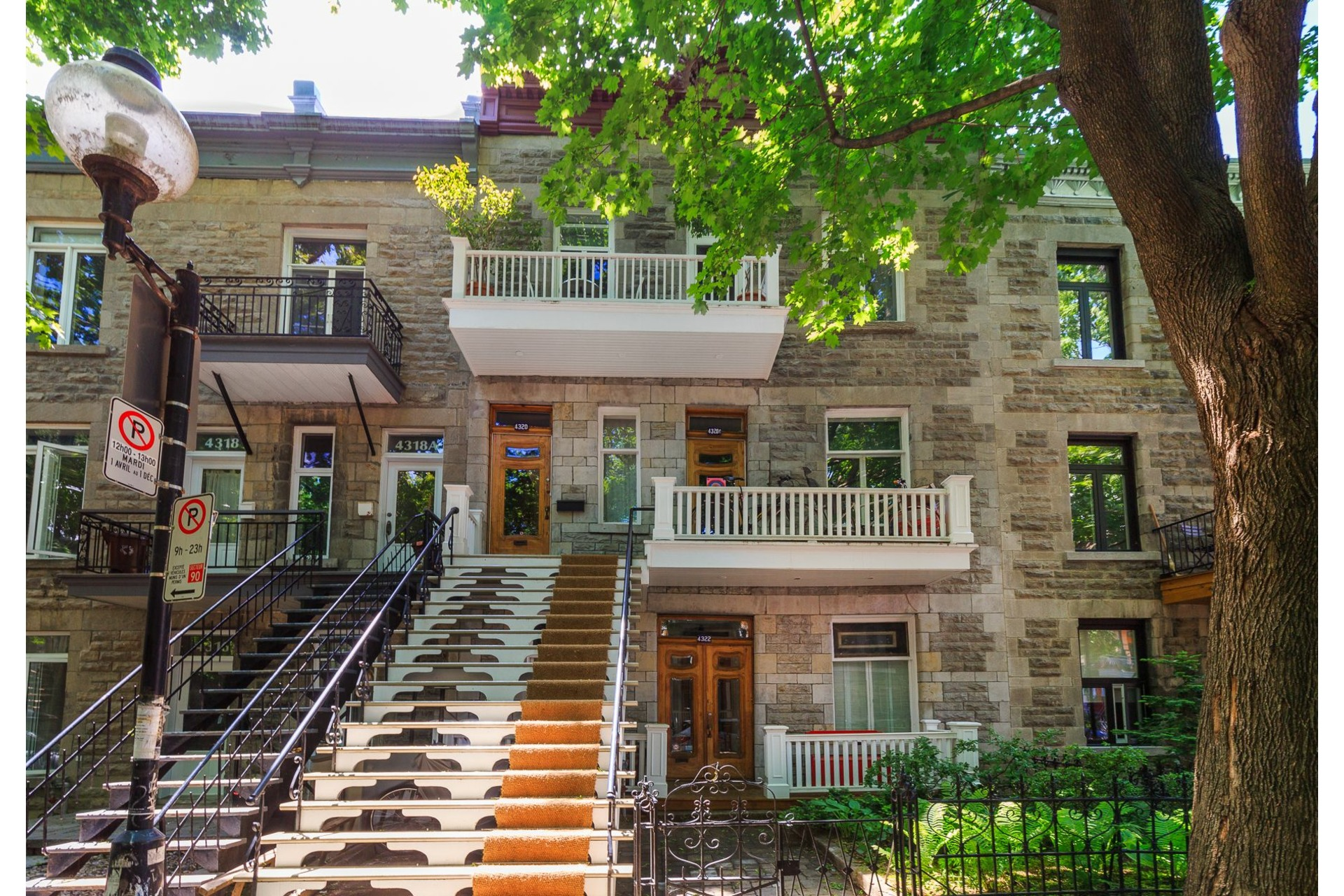 image 0 - Apartment For sale Le Plateau-Mont-Royal Montréal  - 8 rooms