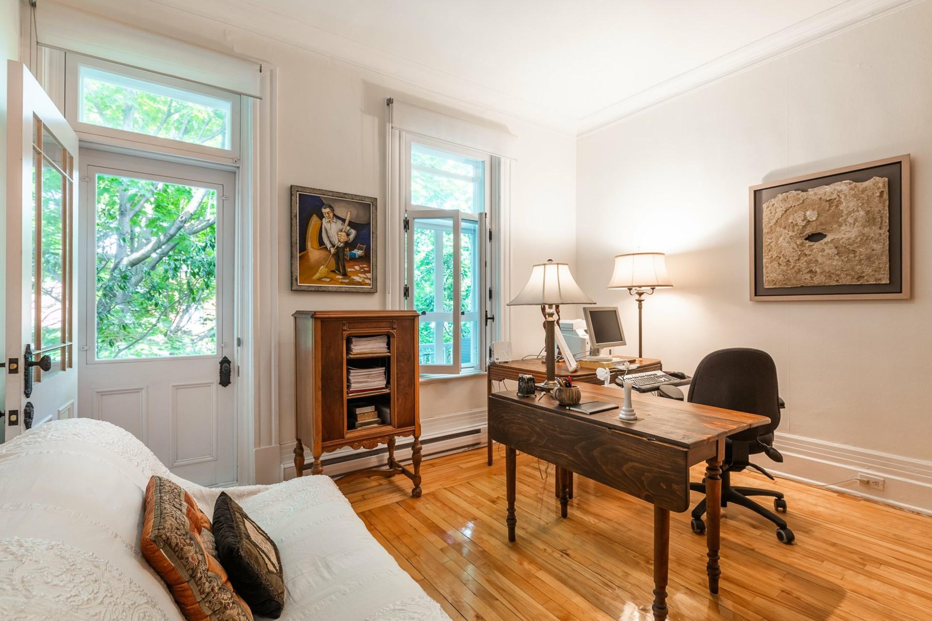 image 4 - Apartment For sale Le Plateau-Mont-Royal Montréal  - 8 rooms
