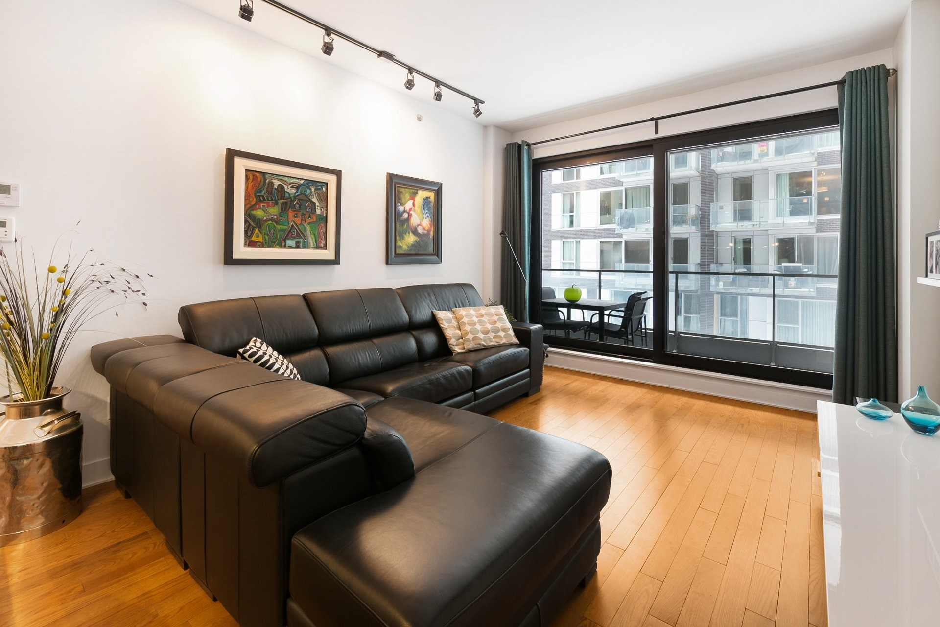 image 1 - Apartment For sale Le Sud-Ouest Montréal  - 7 rooms