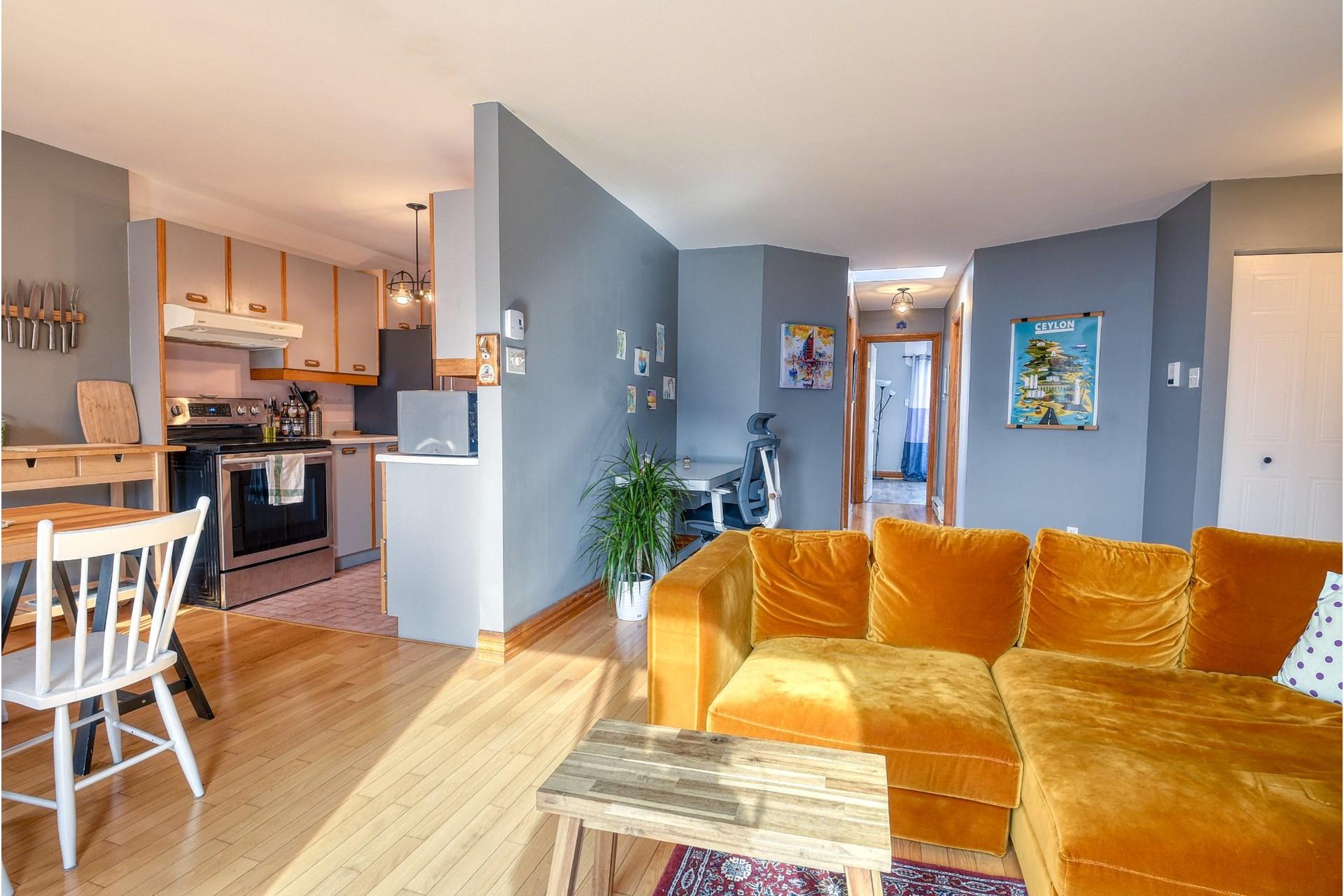 image 4 - Appartement À vendre Mercier/Hochelaga-Maisonneuve Montréal  - 6 pièces