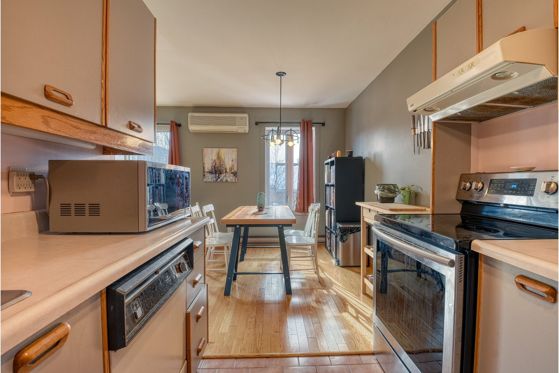 image 12 - Appartement À vendre Mercier/Hochelaga-Maisonneuve Montréal  - 6 pièces