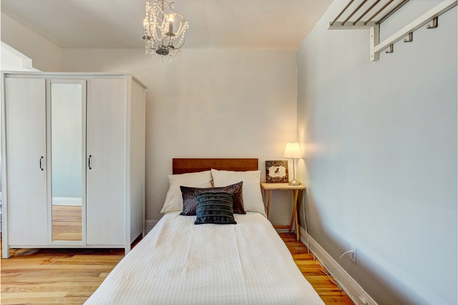 image 19 - Quadruplex For sale Rosemont/La Petite-Patrie Montréal  - 5 rooms
