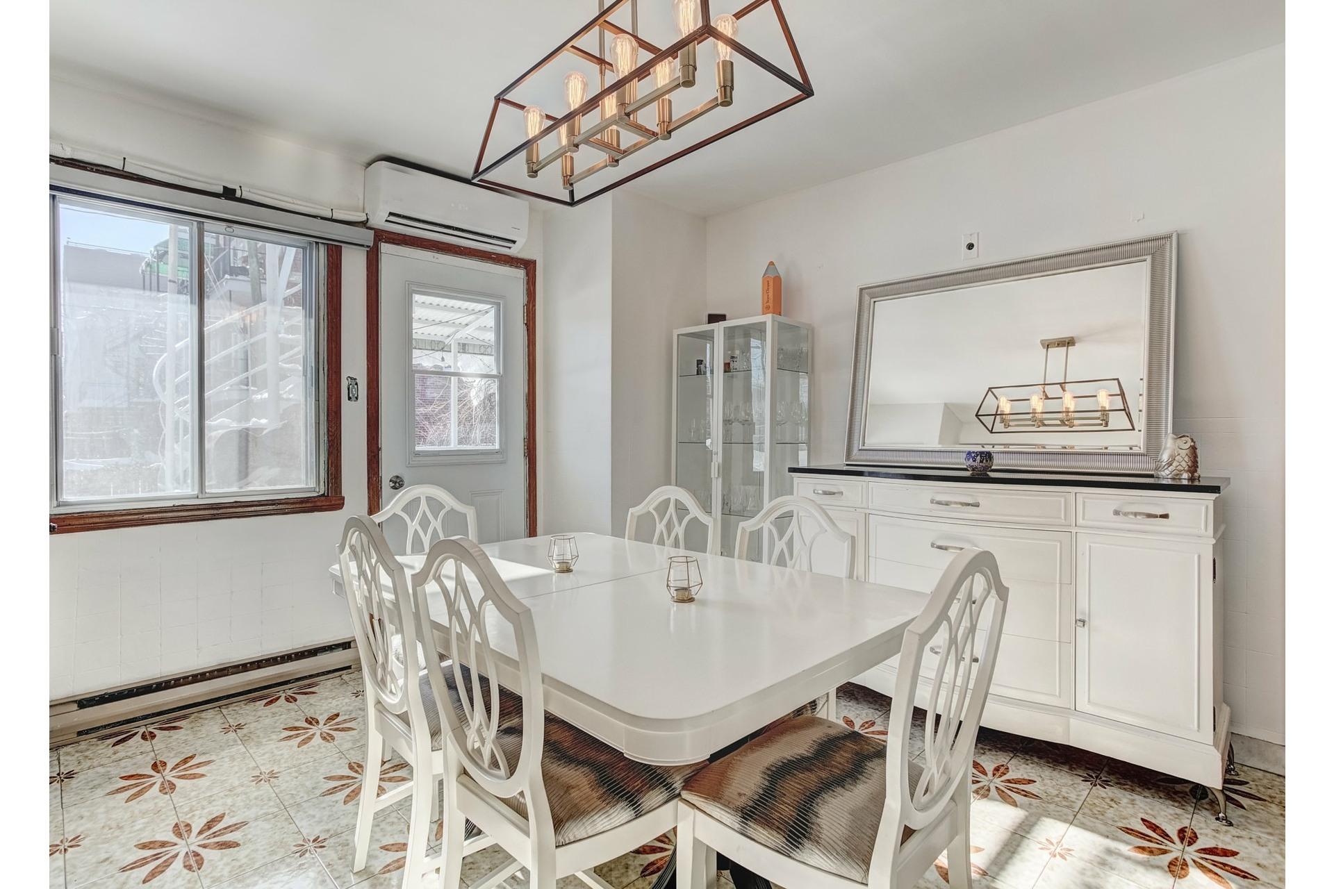 image 3 - Quadruplex For sale Rosemont/La Petite-Patrie Montréal  - 5 rooms
