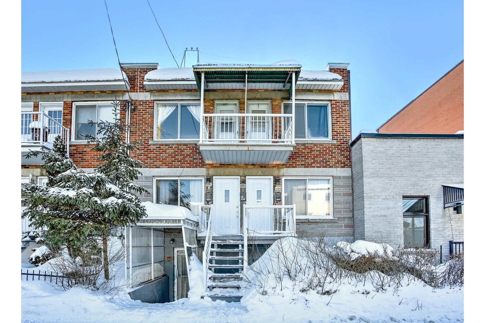 image 0 - Quadruplex For sale Rosemont/La Petite-Patrie Montréal  - 5 rooms