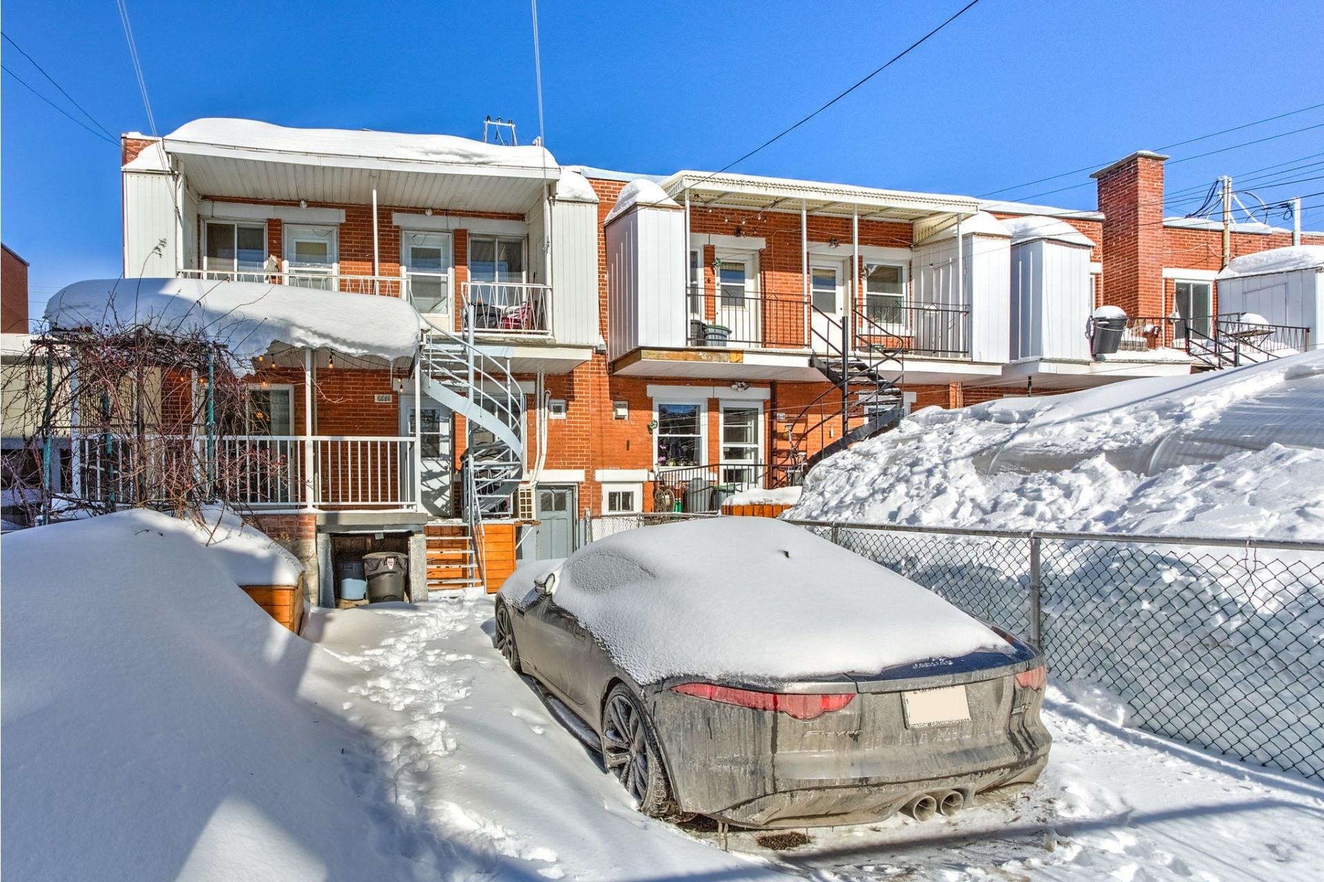 image 27 - Quadruplex For sale Rosemont/La Petite-Patrie Montréal  - 5 rooms