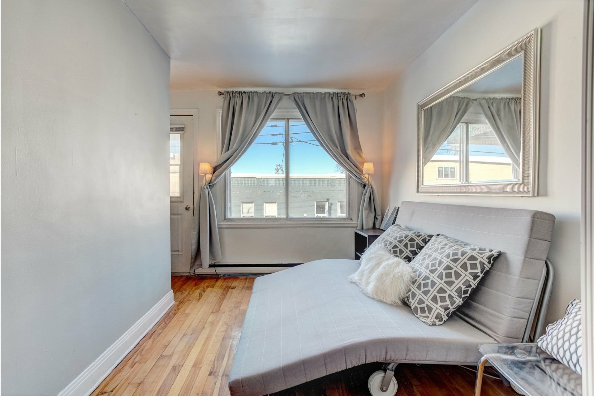 image 21 - Quadruplex For sale Rosemont/La Petite-Patrie Montréal  - 5 rooms