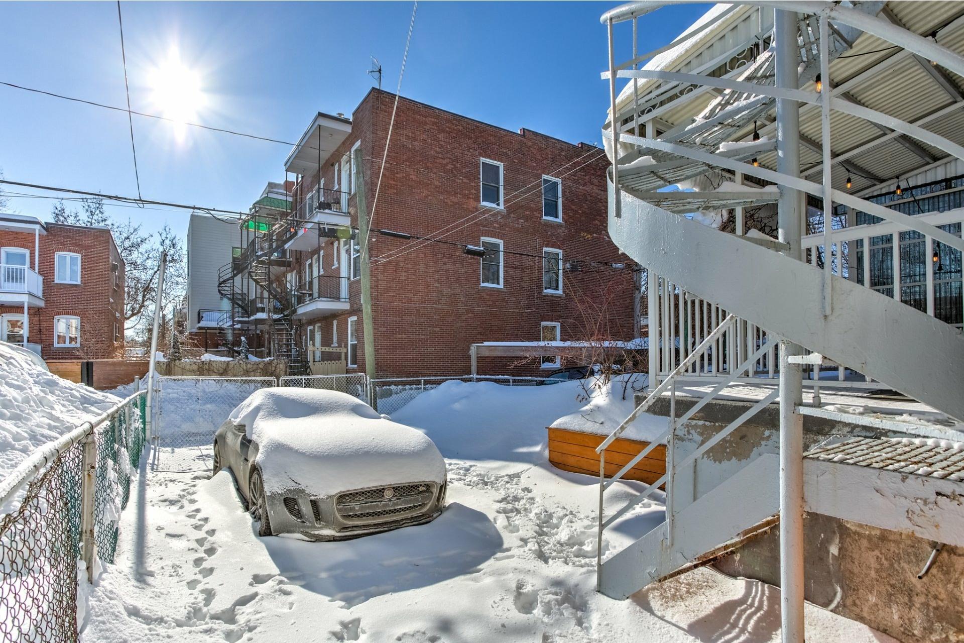 image 29 - Quadruplex For sale Rosemont/La Petite-Patrie Montréal  - 5 rooms