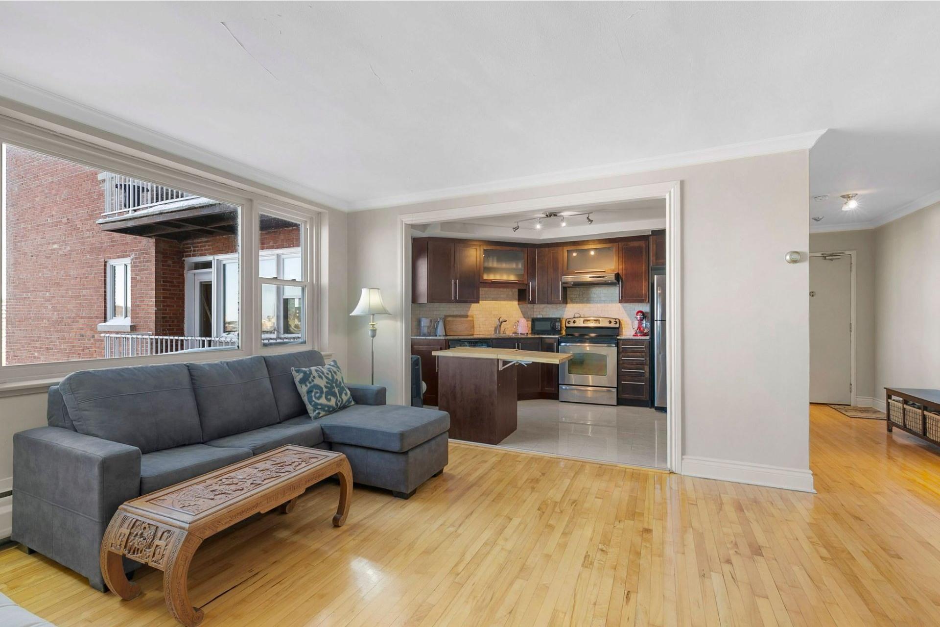 image 5 - Appartement À vendre Côte-des-Neiges/Notre-Dame-de-Grâce Montréal  - 4 pièces