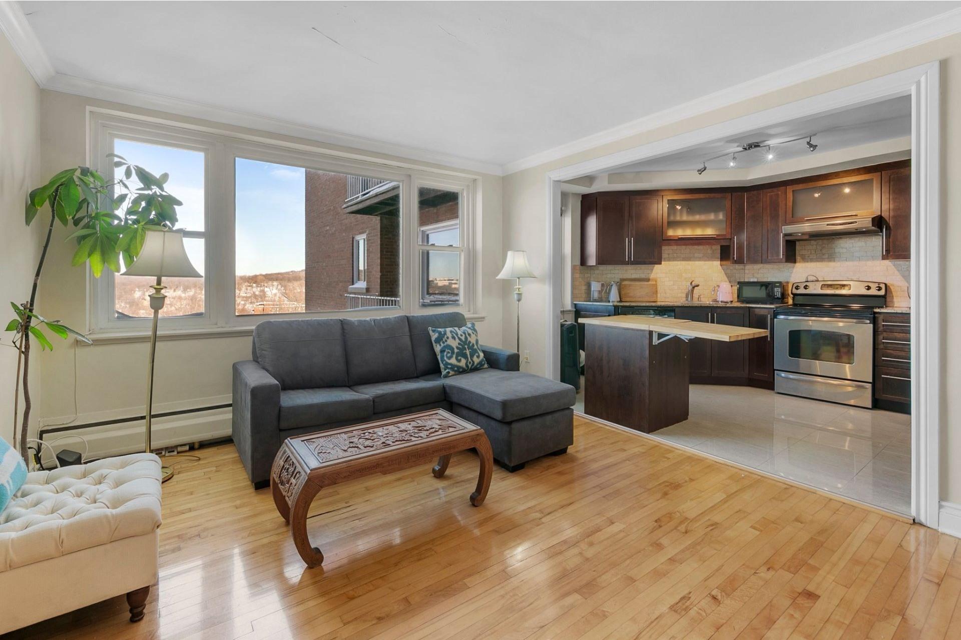 image 2 - Appartement À vendre Côte-des-Neiges/Notre-Dame-de-Grâce Montréal  - 4 pièces