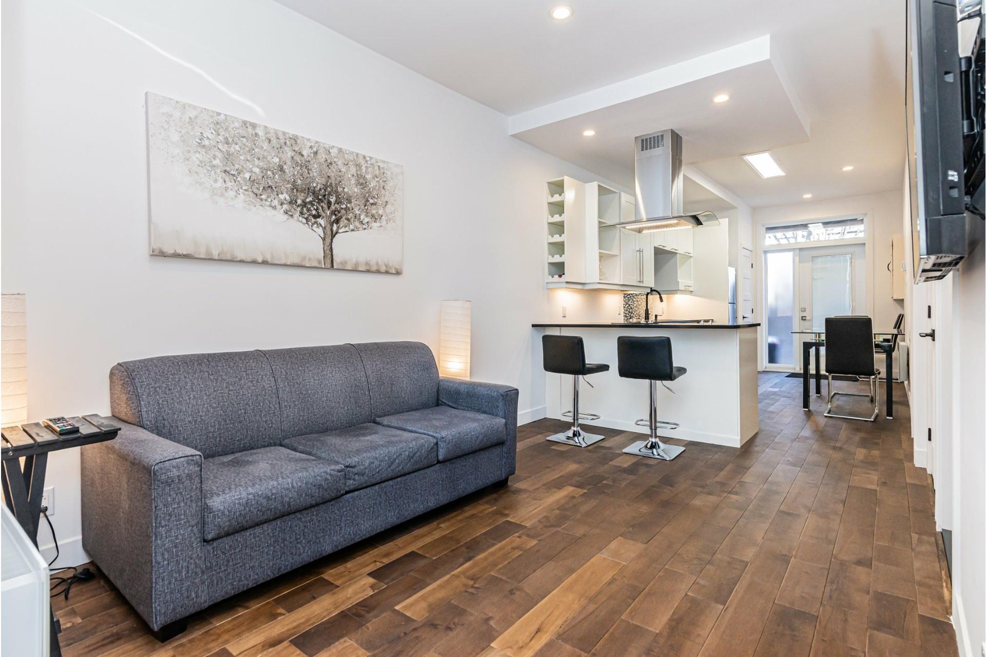image 2 - Departamento Para alquiler Le Plateau-Mont-Royal Montréal  - 4 habitaciones