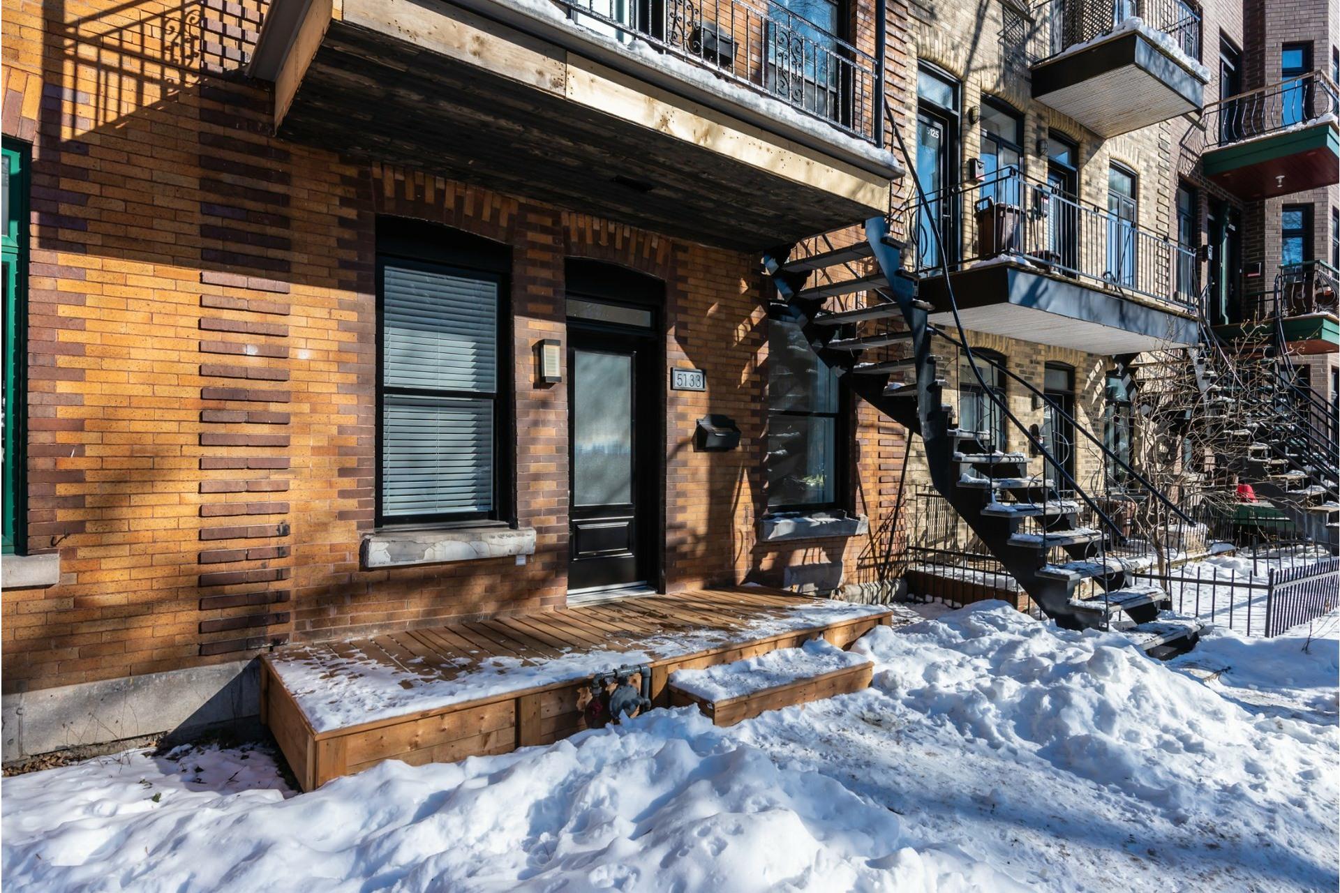 image 22 - Departamento Para alquiler Le Plateau-Mont-Royal Montréal  - 4 habitaciones