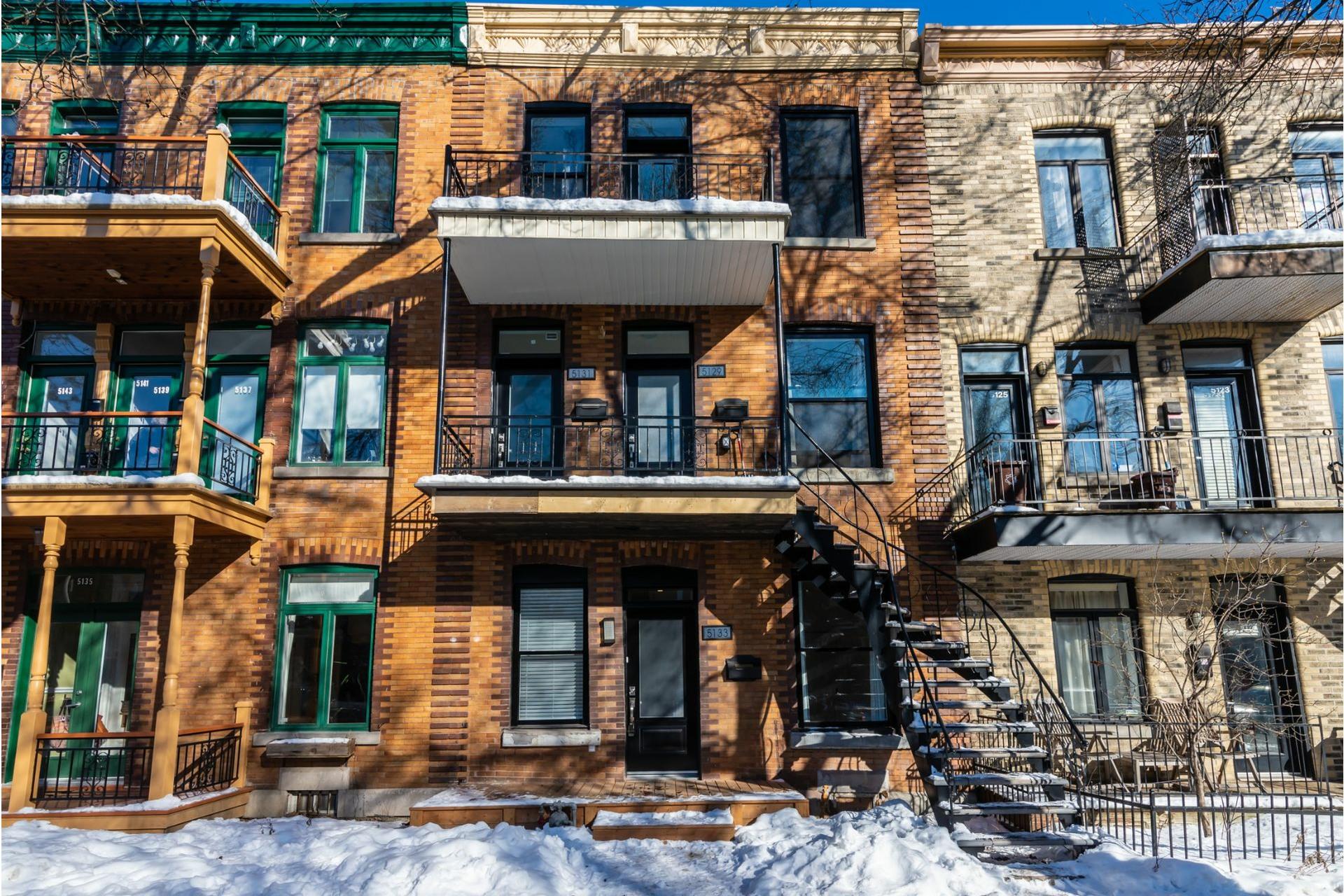 image 0 - Departamento Para alquiler Le Plateau-Mont-Royal Montréal  - 4 habitaciones