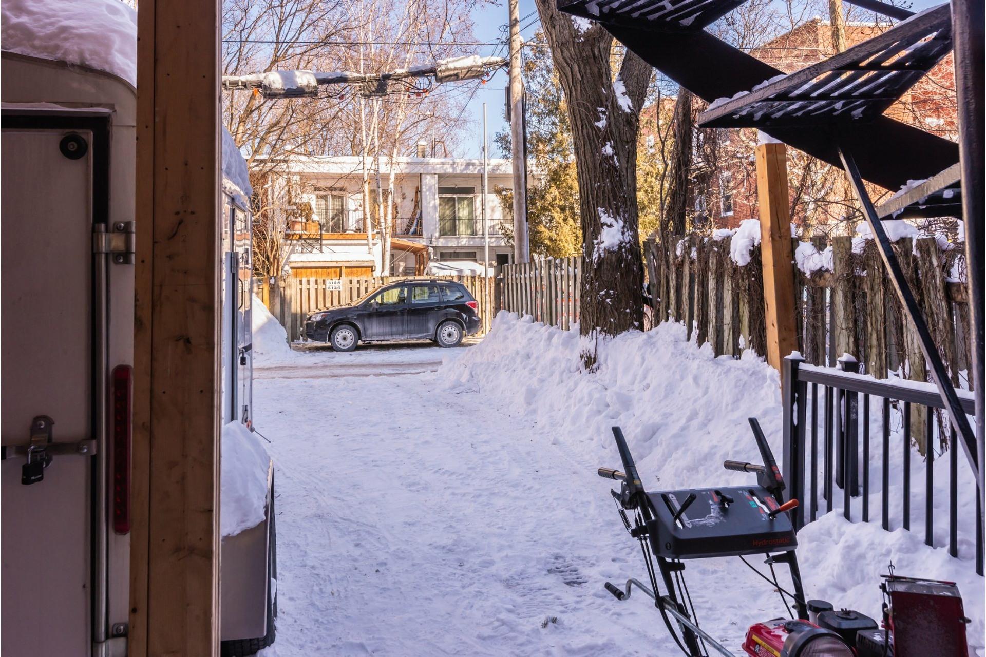image 20 - Departamento Para alquiler Le Plateau-Mont-Royal Montréal  - 4 habitaciones