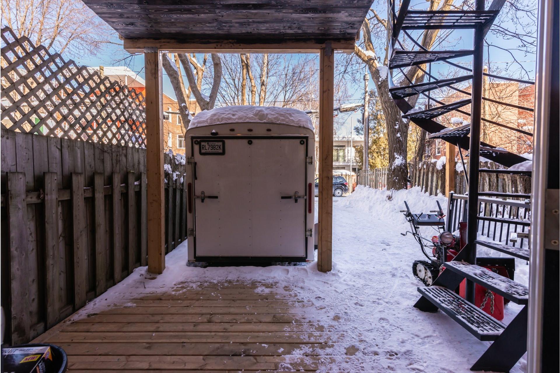 image 19 - Departamento Para alquiler Le Plateau-Mont-Royal Montréal  - 4 habitaciones